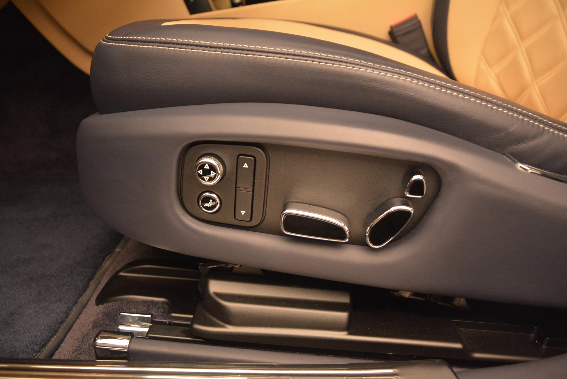 Used 2016 Bentley Mulsanne Speed For Sale In Westport, CT 671_p28