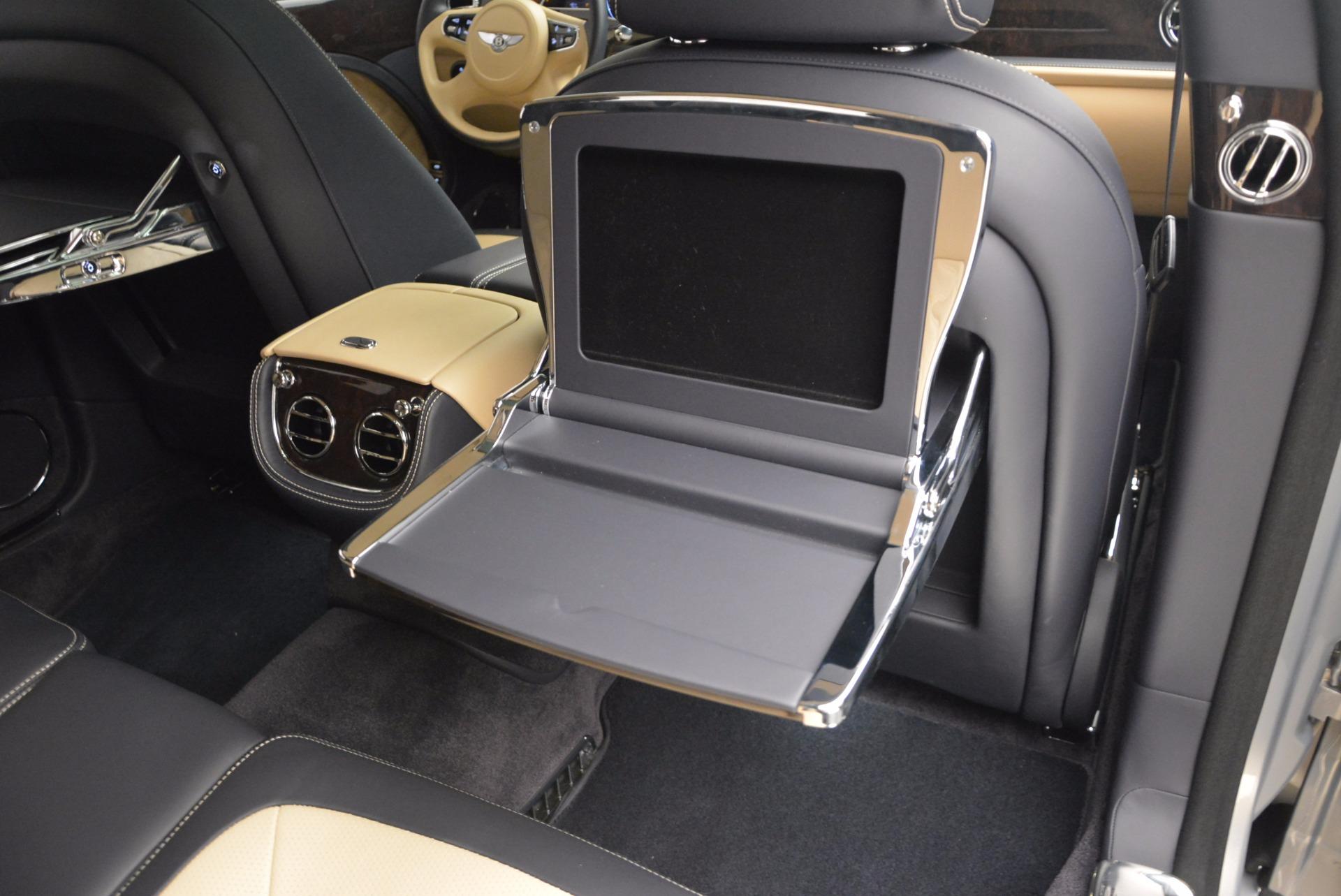 Used 2016 Bentley Mulsanne Speed For Sale In Westport, CT 671_p51