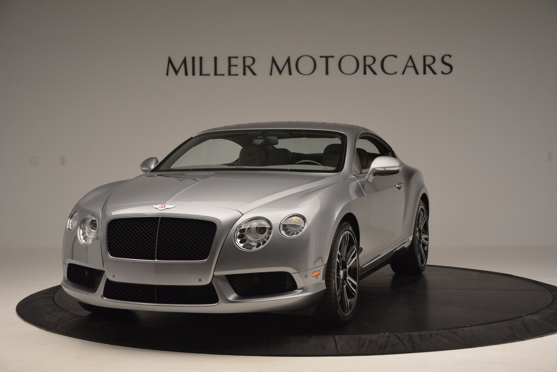 Used 2014 Bentley Continental GT V8  For Sale In Westport, CT 673_main