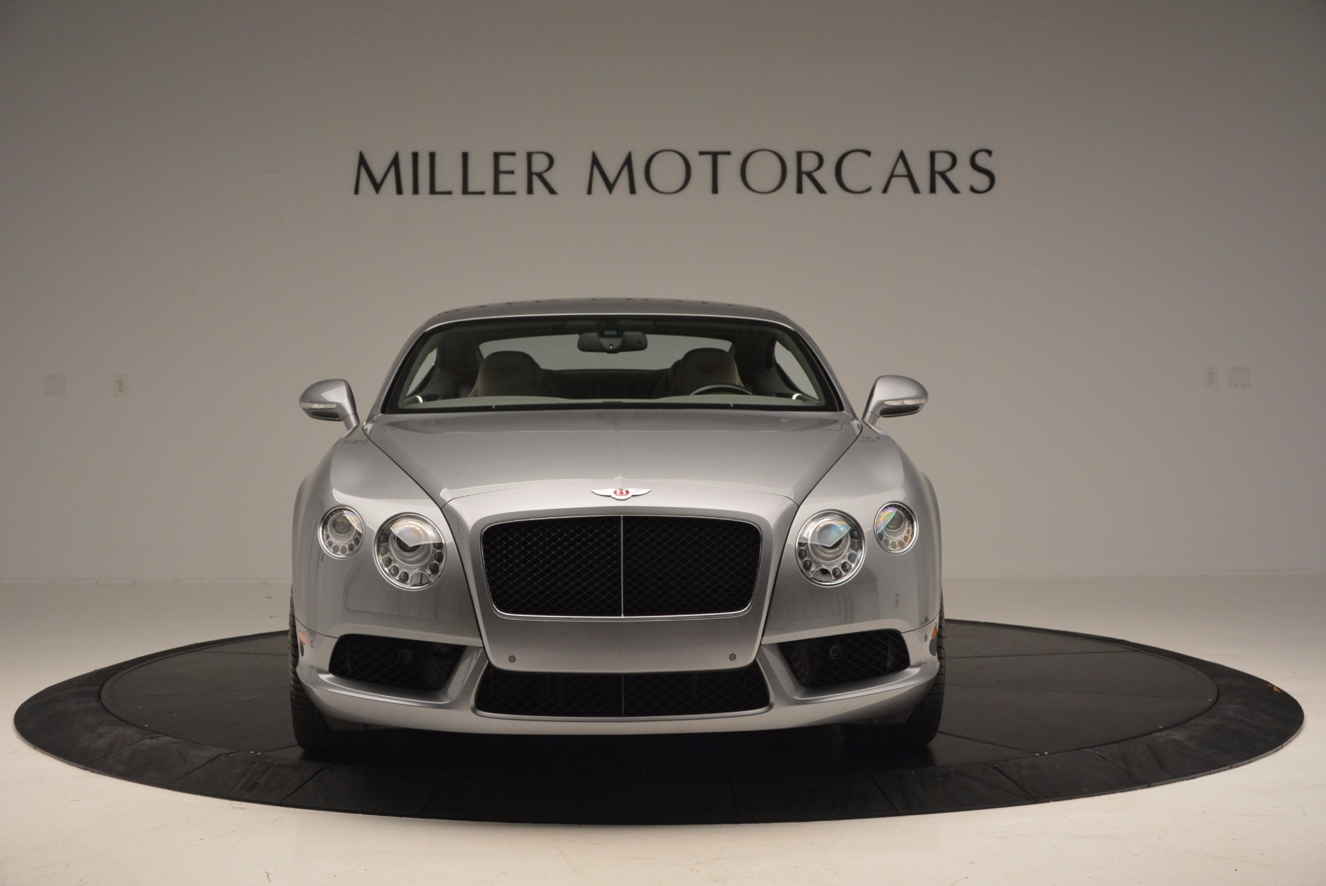 Used 2014 Bentley Continental GT V8  For Sale In Westport, CT 673_p12