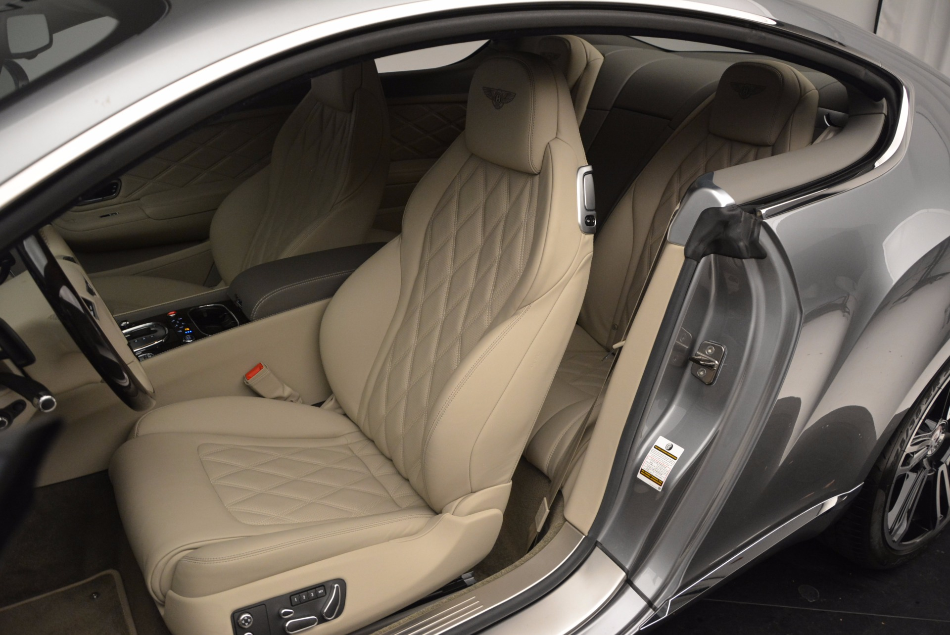Used 2014 Bentley Continental GT V8  For Sale In Westport, CT 673_p22