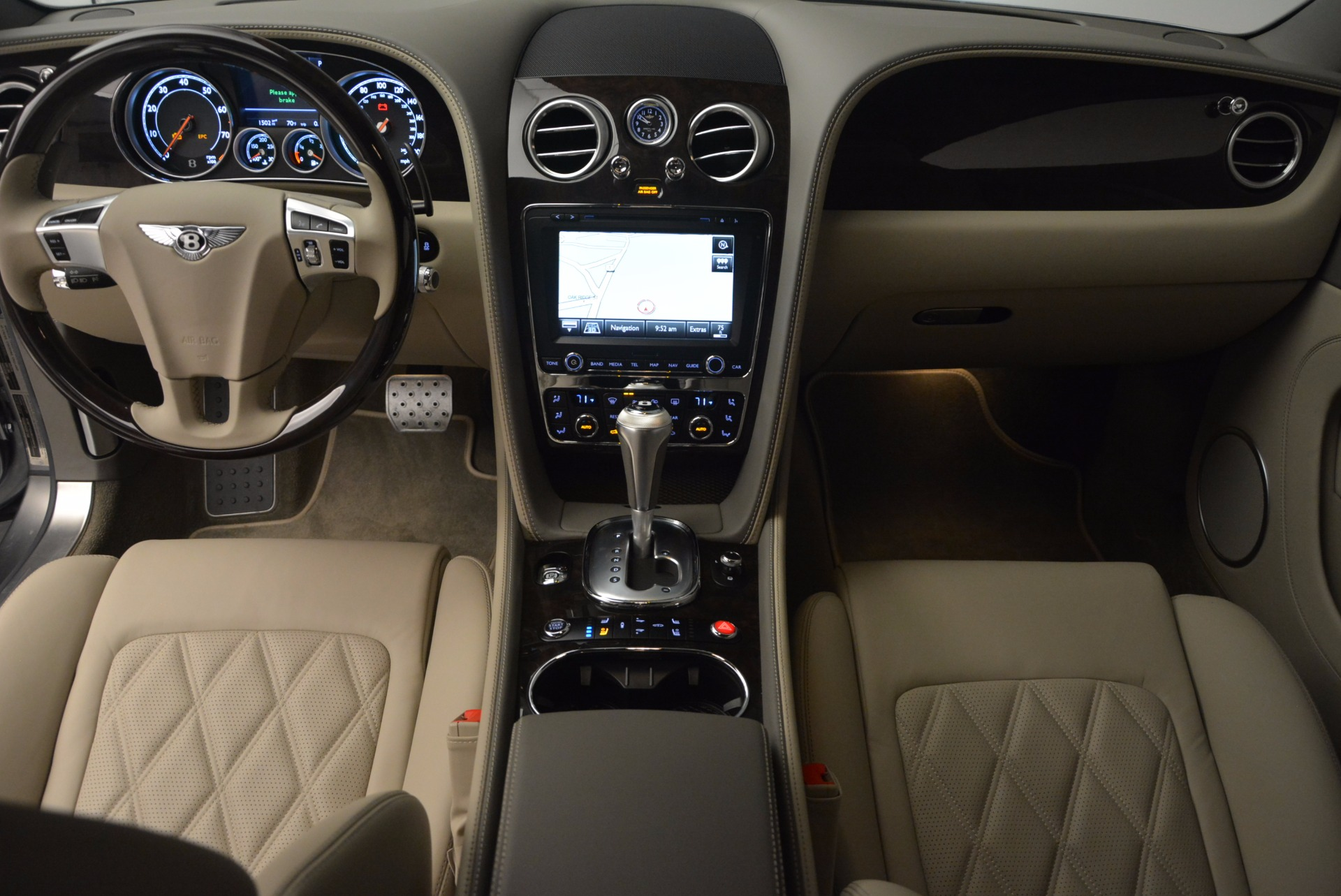Used 2014 Bentley Continental GT V8  For Sale In Westport, CT 673_p26
