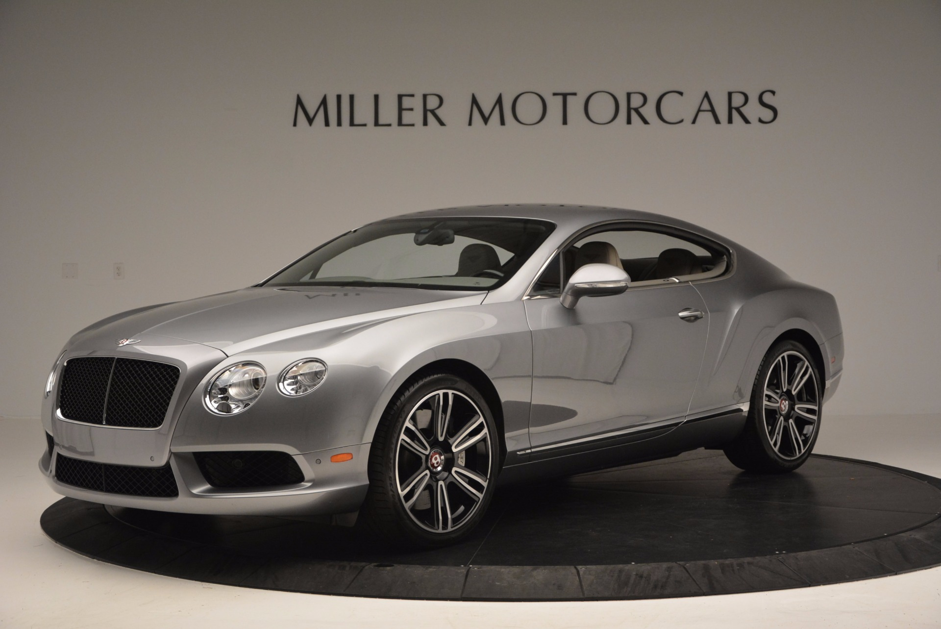 Used 2014 Bentley Continental GT V8  For Sale In Westport, CT 673_p2
