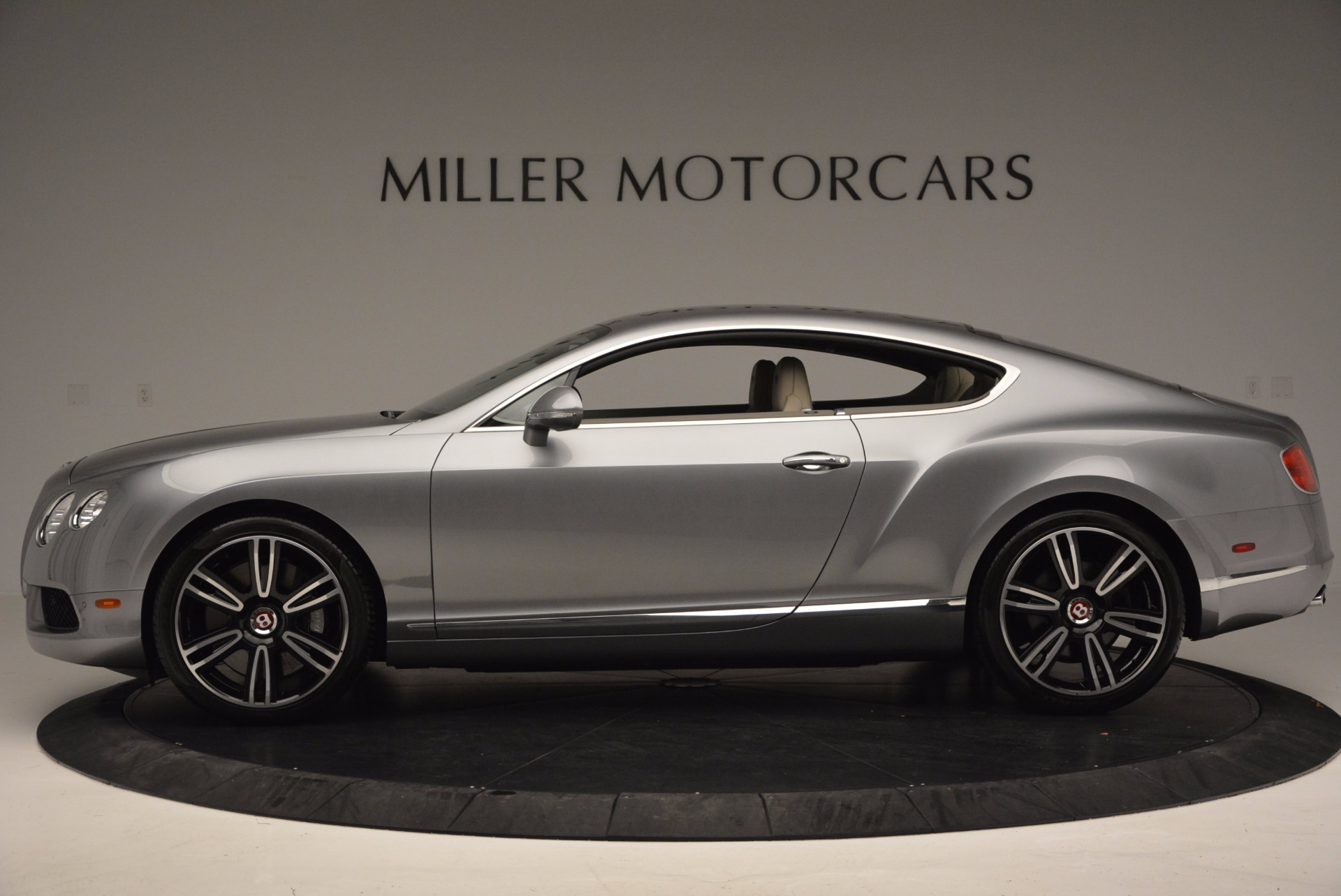 Used 2014 Bentley Continental GT V8  For Sale In Westport, CT 673_p3
