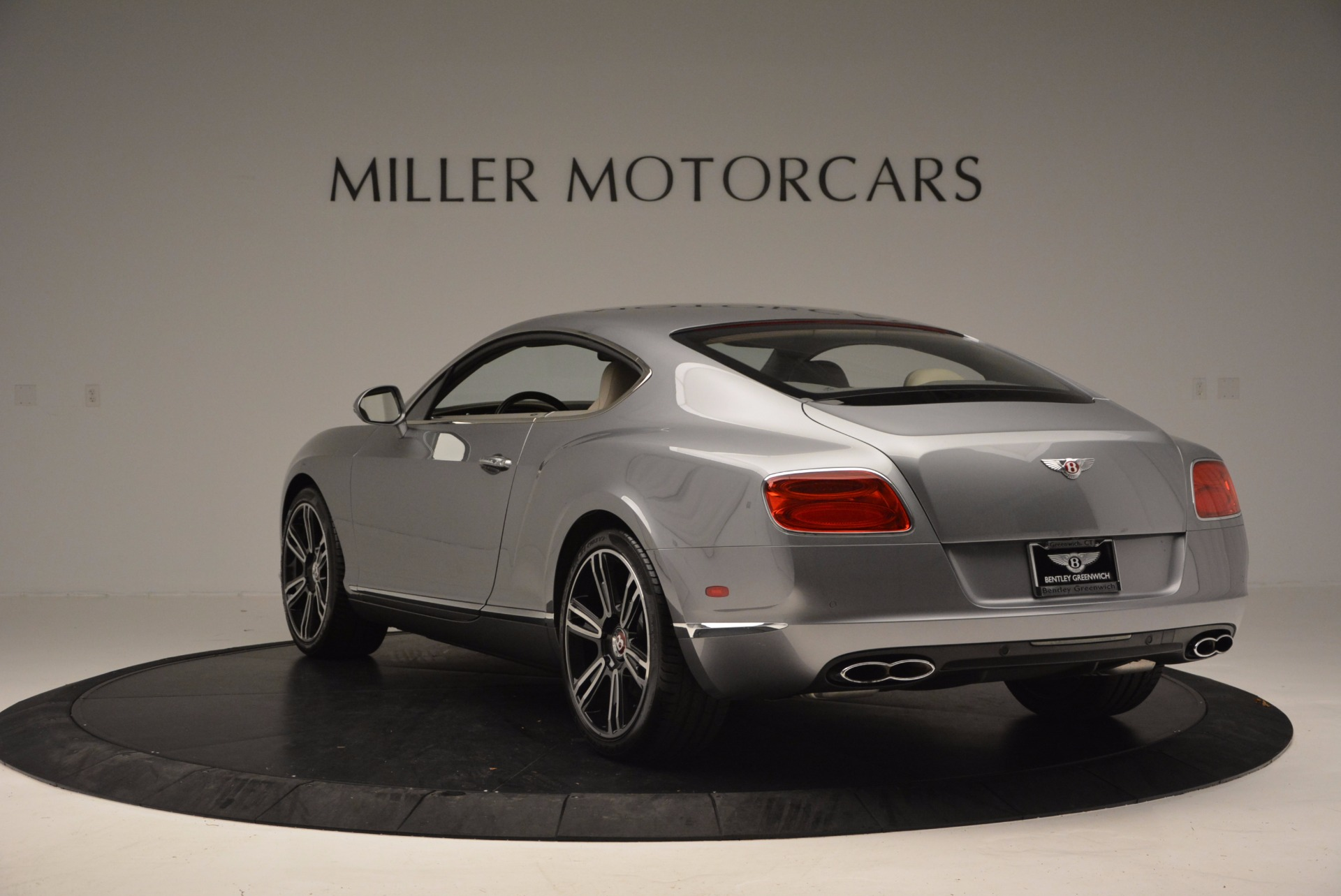 Used 2014 Bentley Continental GT V8  For Sale In Westport, CT 673_p5