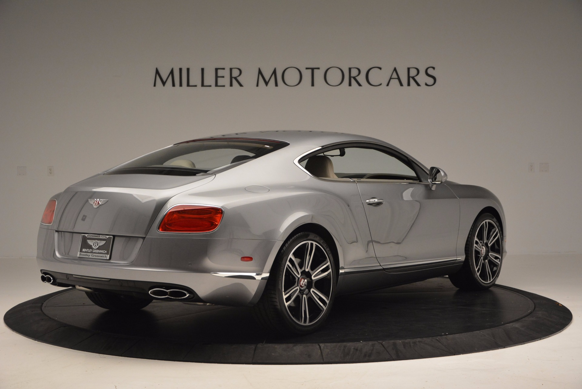 Used 2014 Bentley Continental GT V8  For Sale In Westport, CT 673_p8