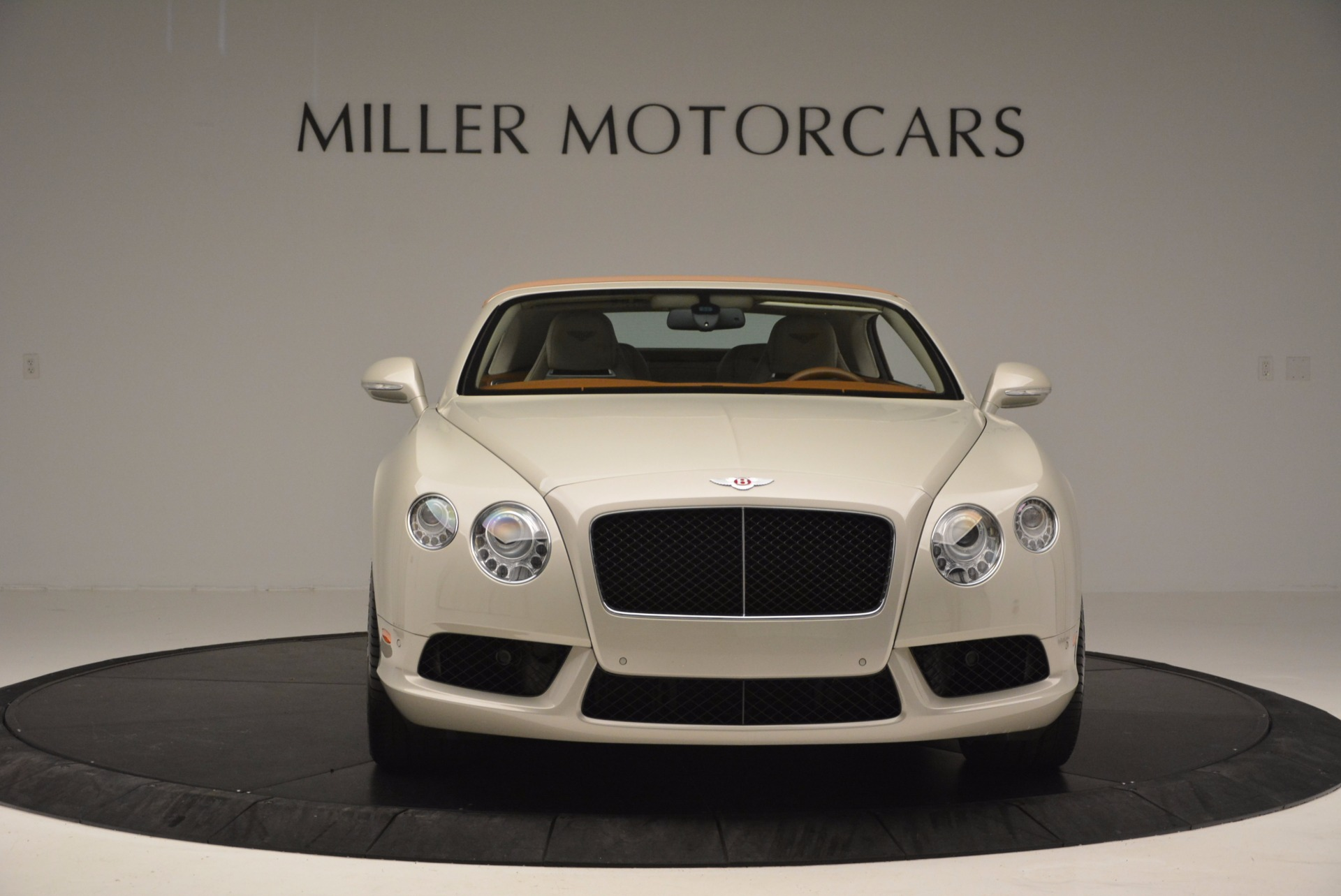Used 2013 Bentley Continental GTC V8  For Sale In Westport, CT 675_p13