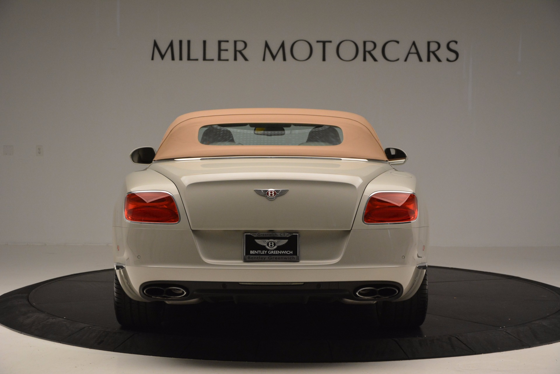 Used 2013 Bentley Continental GTC V8  For Sale In Westport, CT 675_p19