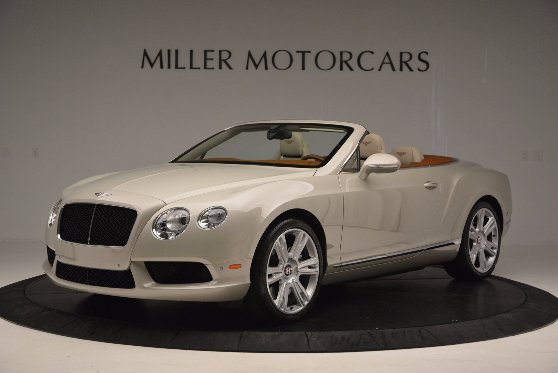 Used 2013 Bentley Continental GTC V8  For Sale In Westport, CT 675_p2