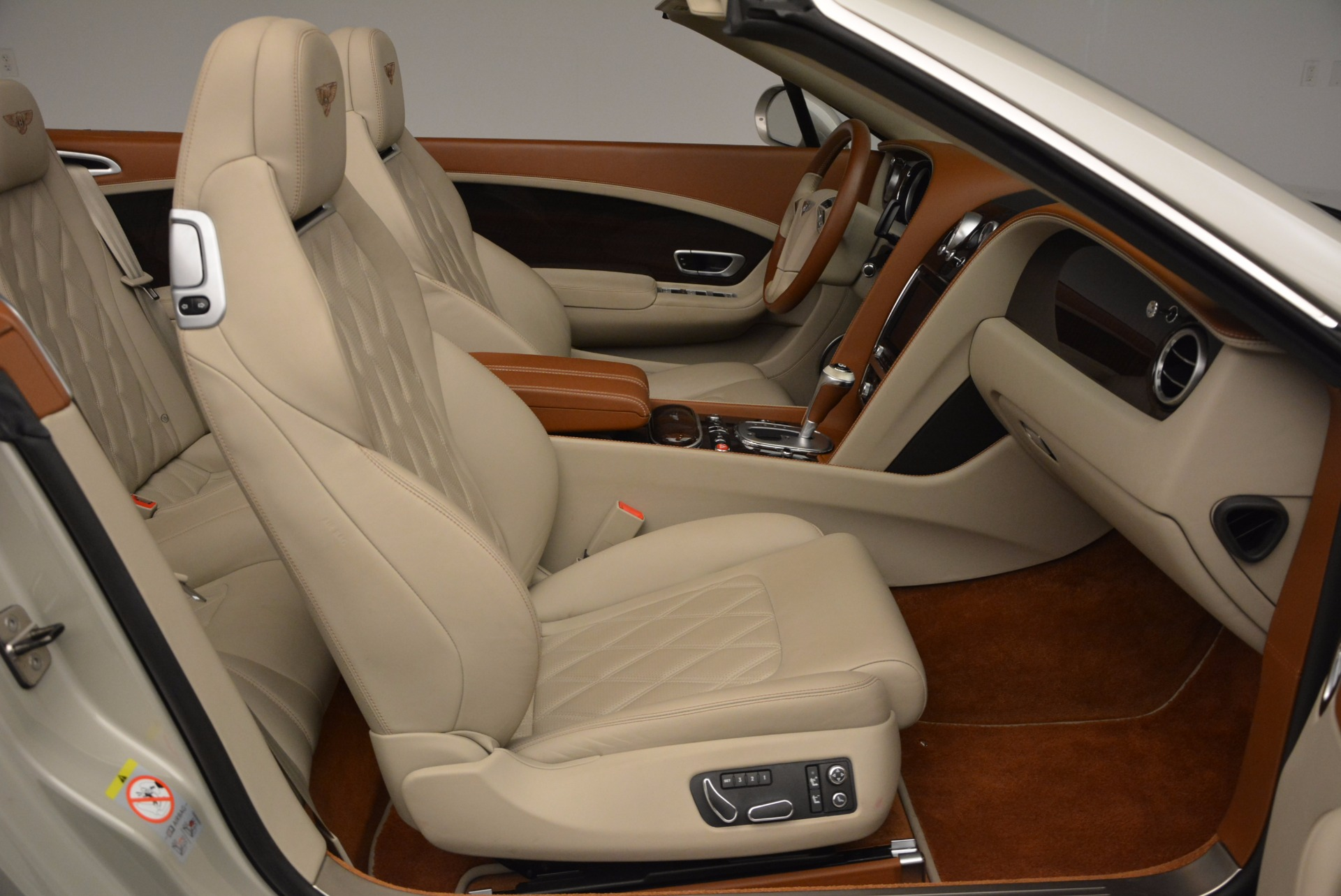 Used 2013 Bentley Continental GTC V8  For Sale In Westport, CT 675_p45
