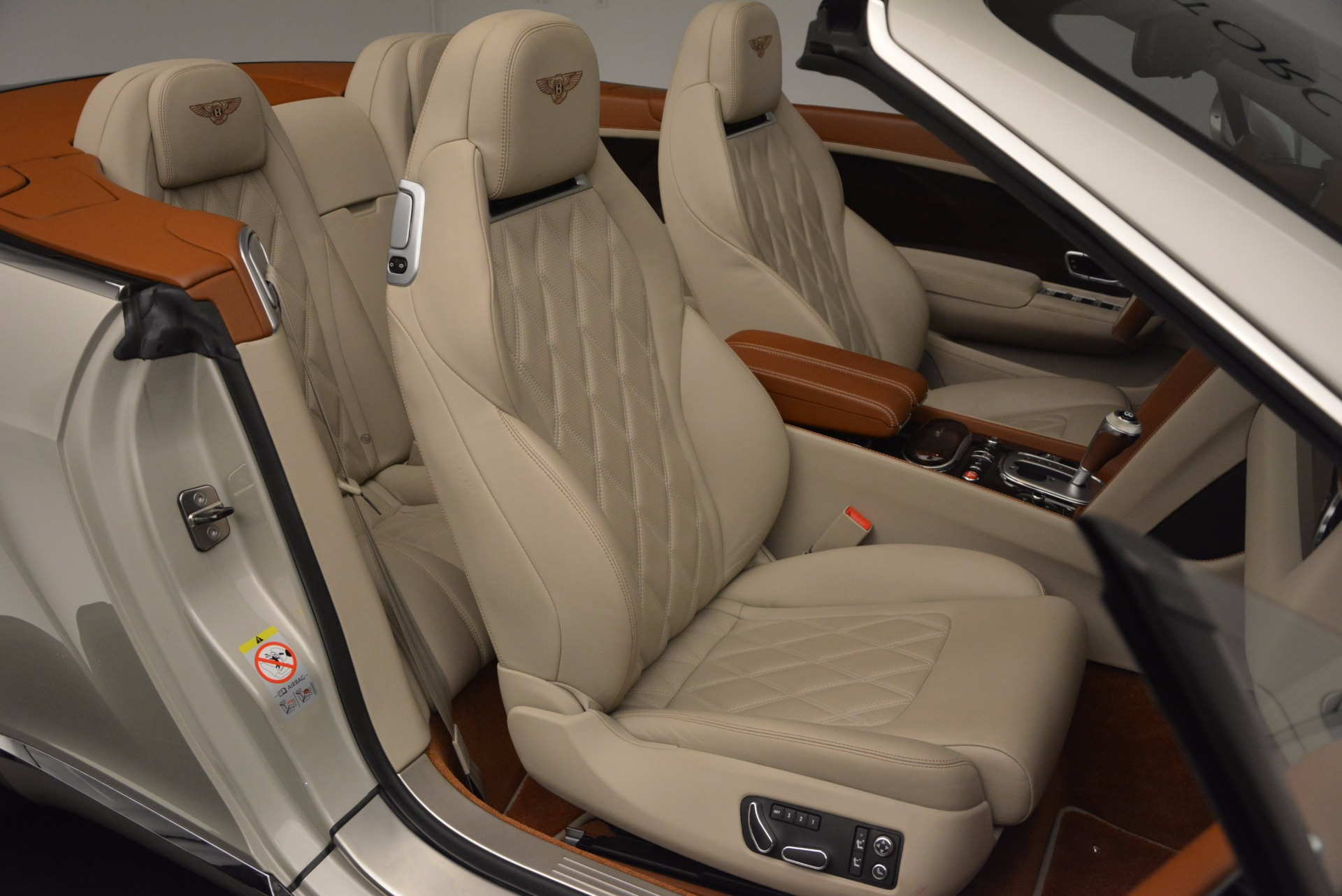 Used 2013 Bentley Continental GTC V8  For Sale In Westport, CT 675_p46