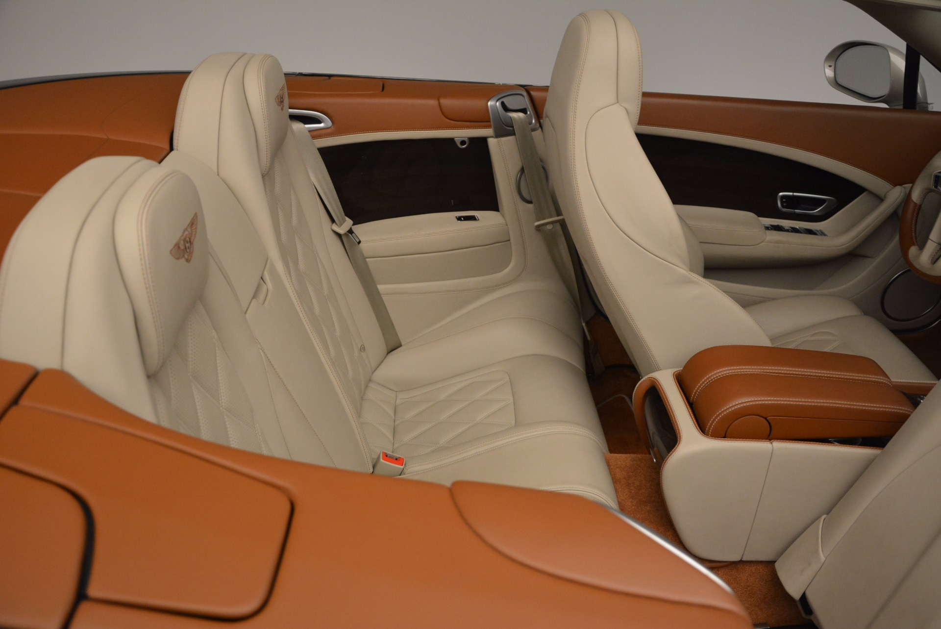 Used 2013 Bentley Continental GTC V8  For Sale In Westport, CT 675_p48