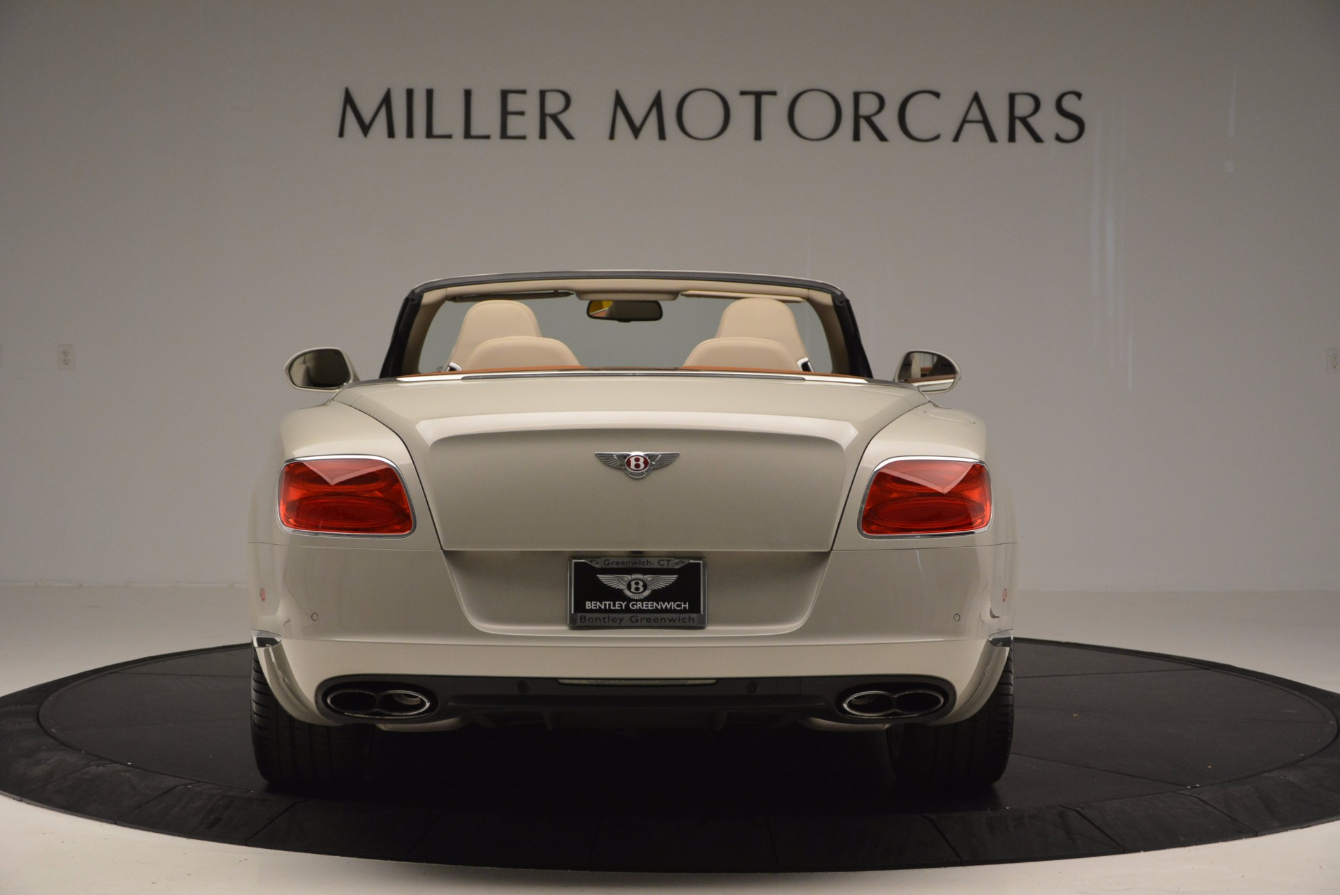 Used 2013 Bentley Continental GTC V8  For Sale In Westport, CT 675_p6