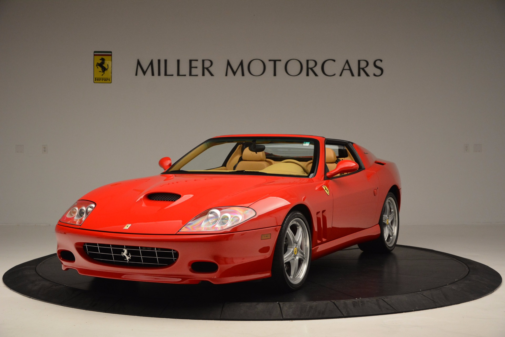 Used 2005 Ferrari Superamerica 6-Speed Manual For Sale In Westport, CT