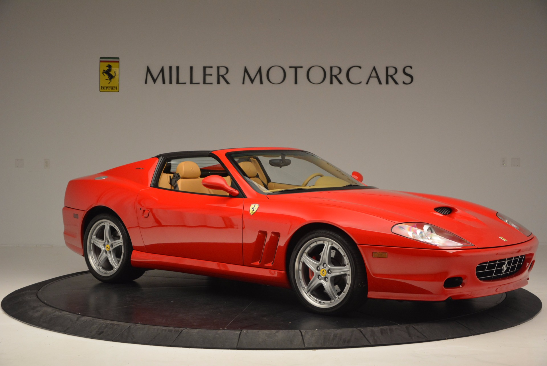 Used 2005 Ferrari Superamerica 6-Speed Manual For Sale In Westport, CT 678_p10