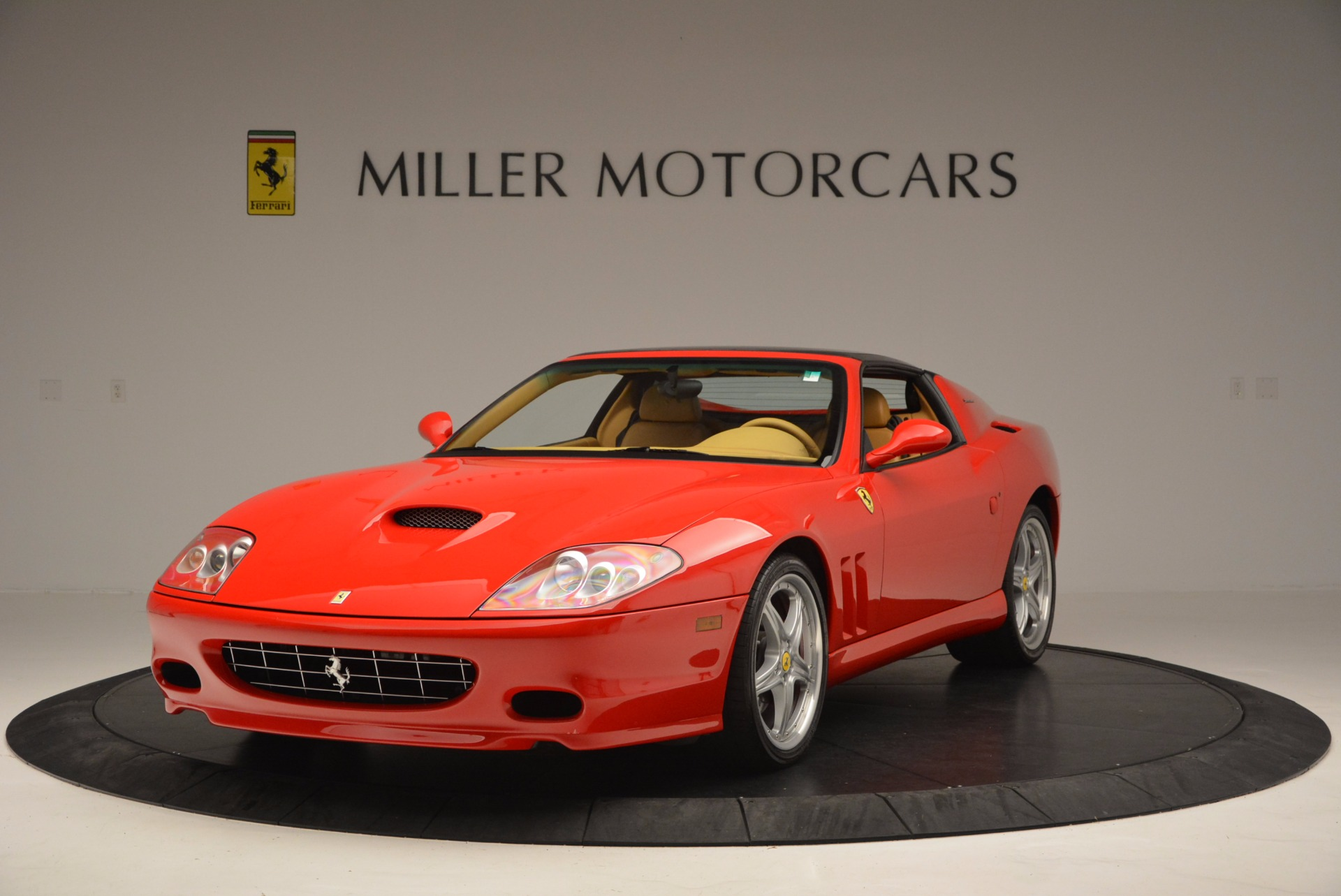 Used 2005 Ferrari Superamerica 6-Speed Manual For Sale In Westport, CT 678_p13