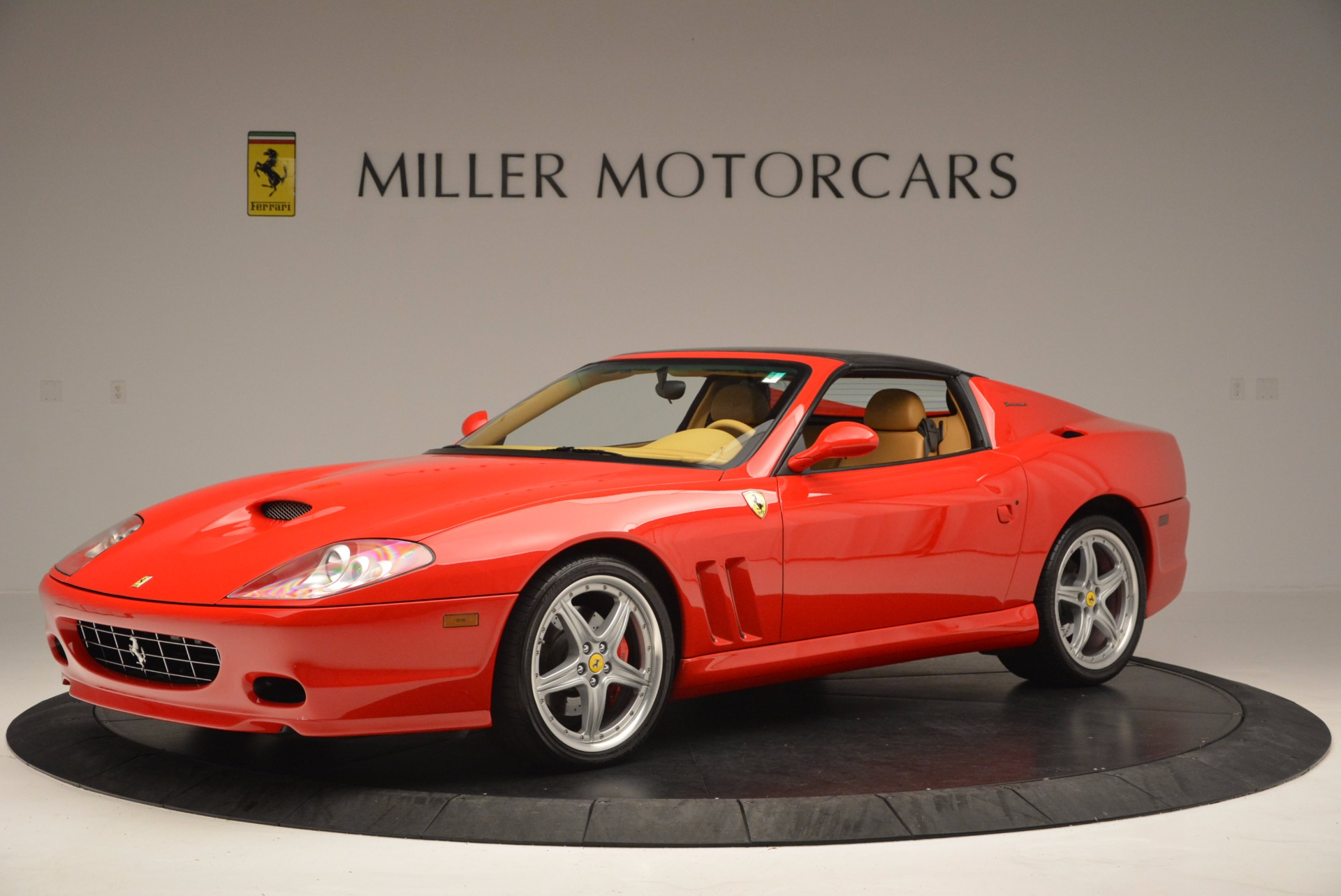 Used 2005 Ferrari Superamerica 6-Speed Manual For Sale In Westport, CT 678_p14