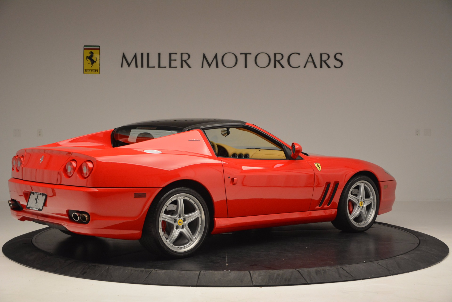 Used 2005 Ferrari Superamerica 6-Speed Manual For Sale In Westport, CT 678_p20