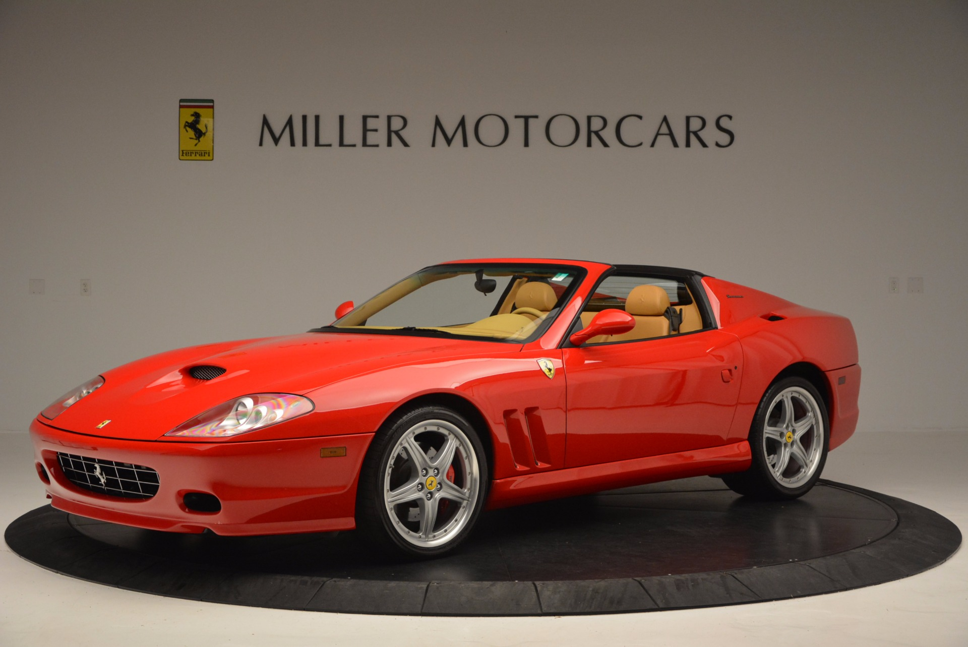 Used 2005 Ferrari Superamerica 6-Speed Manual For Sale In Westport, CT 678_p2