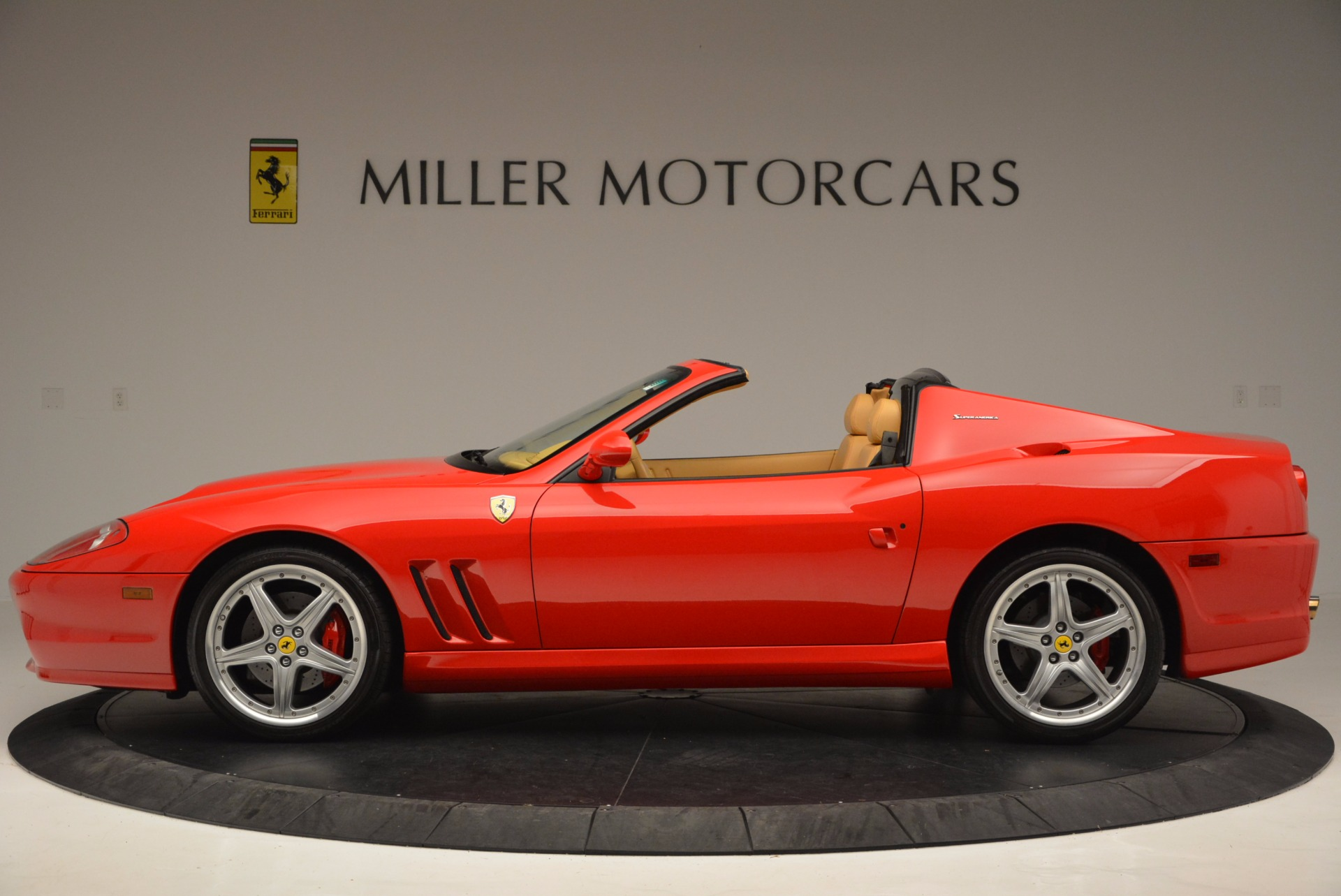 Used 2005 Ferrari Superamerica 6-Speed Manual For Sale In Westport, CT 678_p3