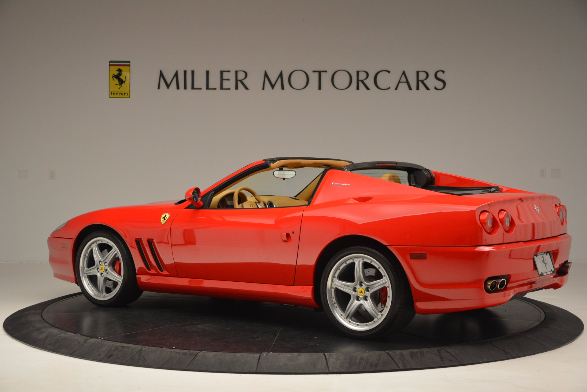 Used 2005 Ferrari Superamerica 6-Speed Manual For Sale In Westport, CT 678_p4