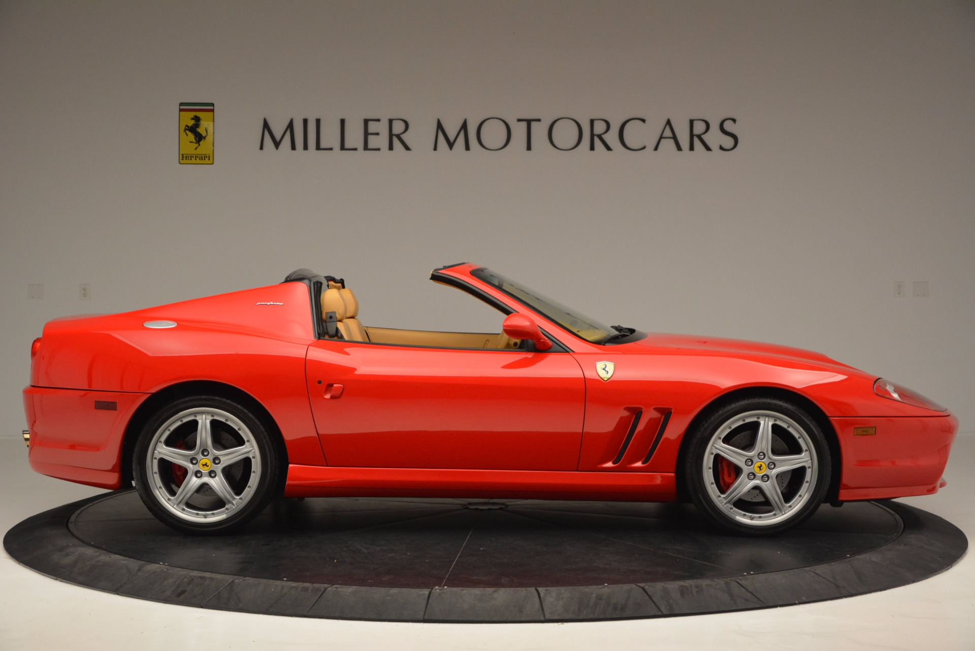 Used 2005 Ferrari Superamerica 6-Speed Manual For Sale In Westport, CT 678_p9