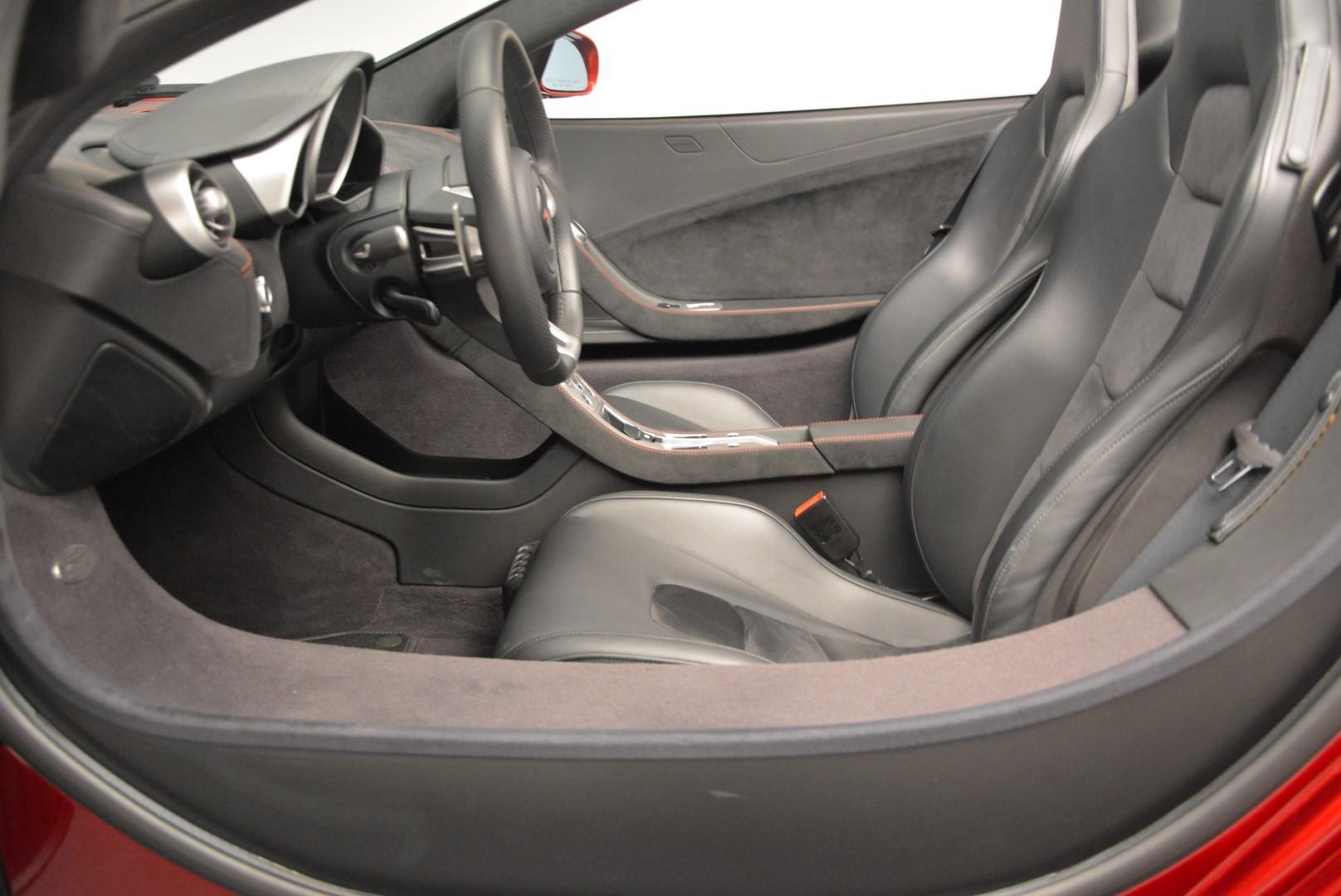 Used 2013 McLaren 12C Spider  For Sale In Westport, CT 68_p22