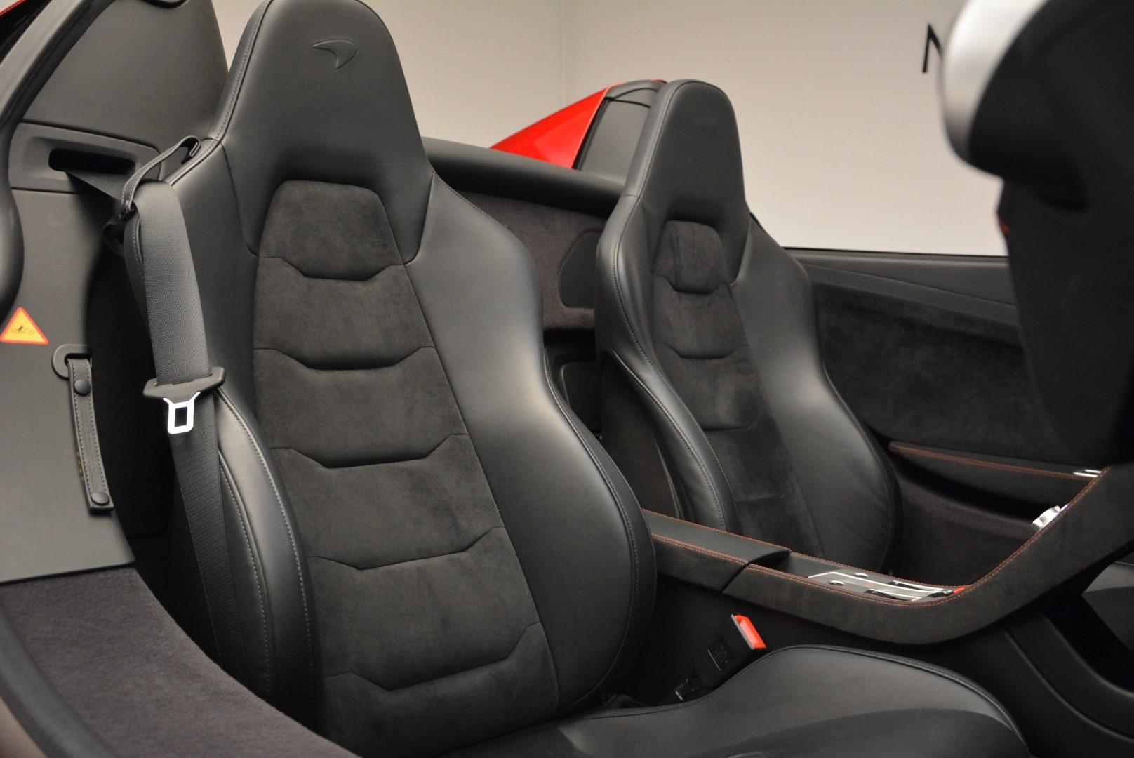 Used 2013 McLaren 12C Spider  For Sale In Westport, CT 68_p27