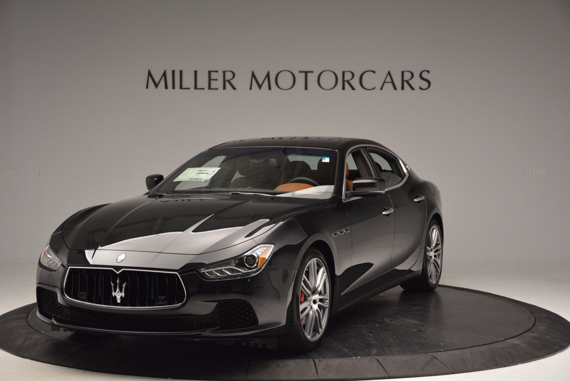 Used 2017 Maserati Ghibli S Q4 For Sale In Westport, CT 682_main