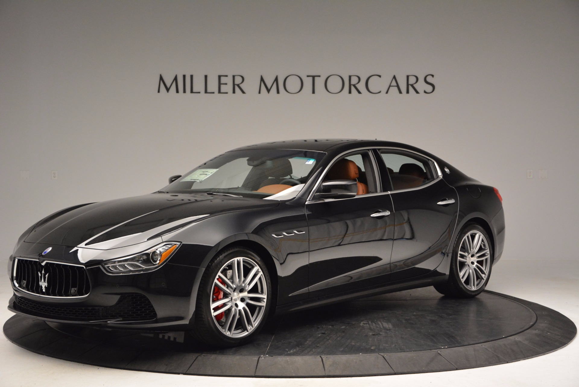 Used 2017 Maserati Ghibli S Q4 For Sale In Westport, CT 682_p2