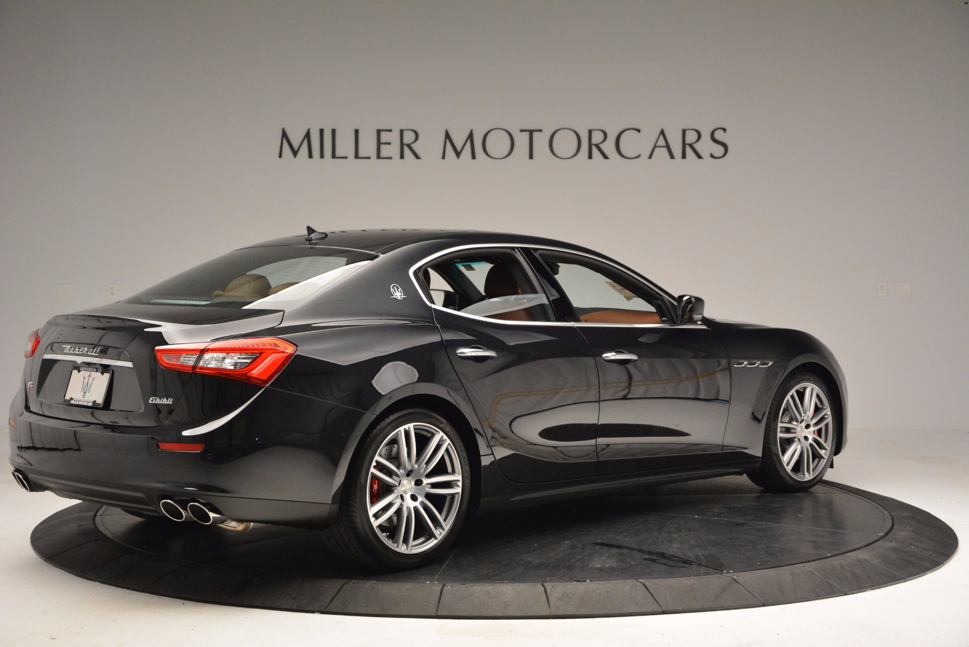 Used 2017 Maserati Ghibli S Q4 For Sale In Westport, CT 682_p8