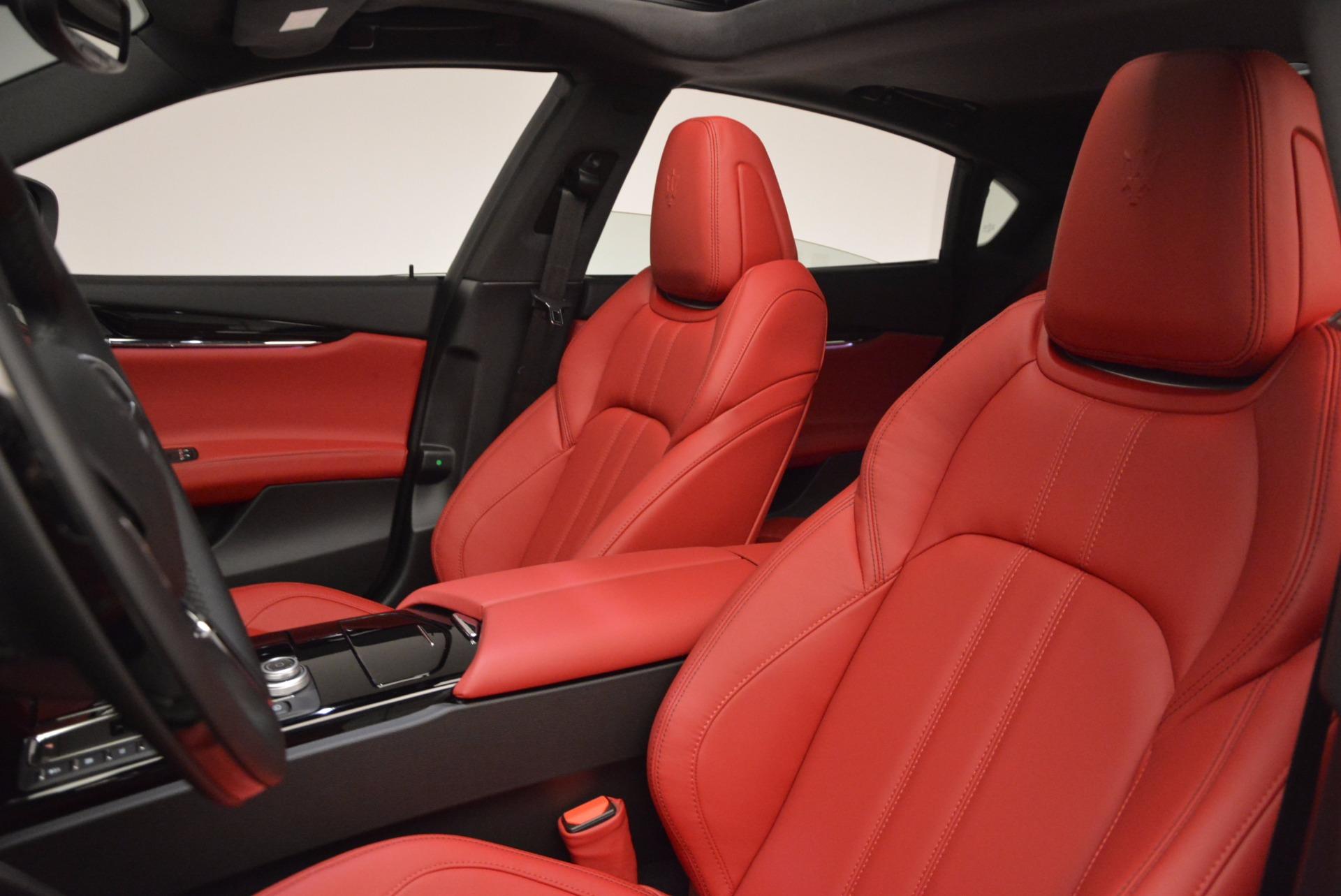 New 2017 Maserati Quattroporte S Q4 GranSport For Sale In Westport, CT 685_p14