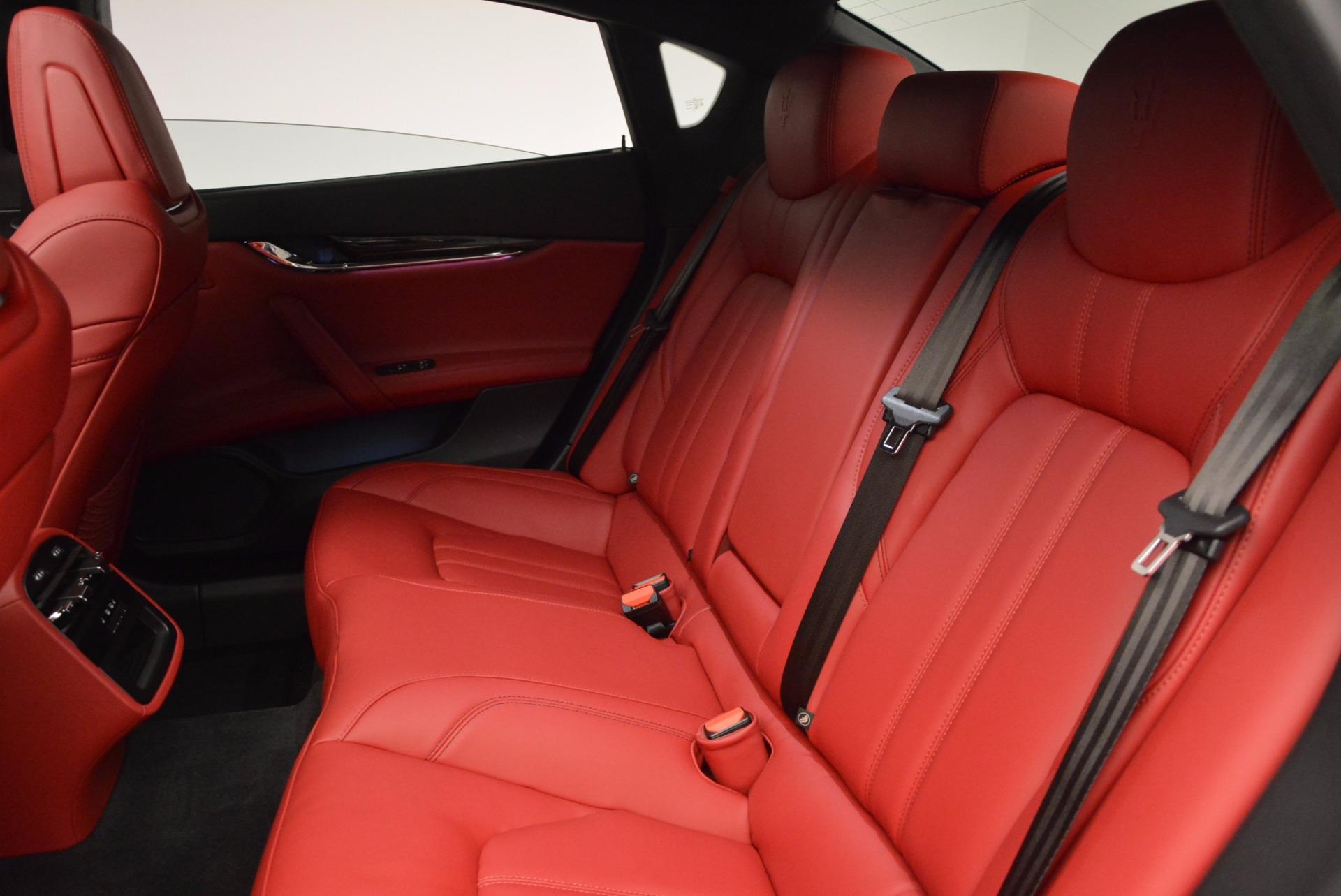New 2017 Maserati Quattroporte S Q4 GranSport For Sale In Westport, CT 685_p17