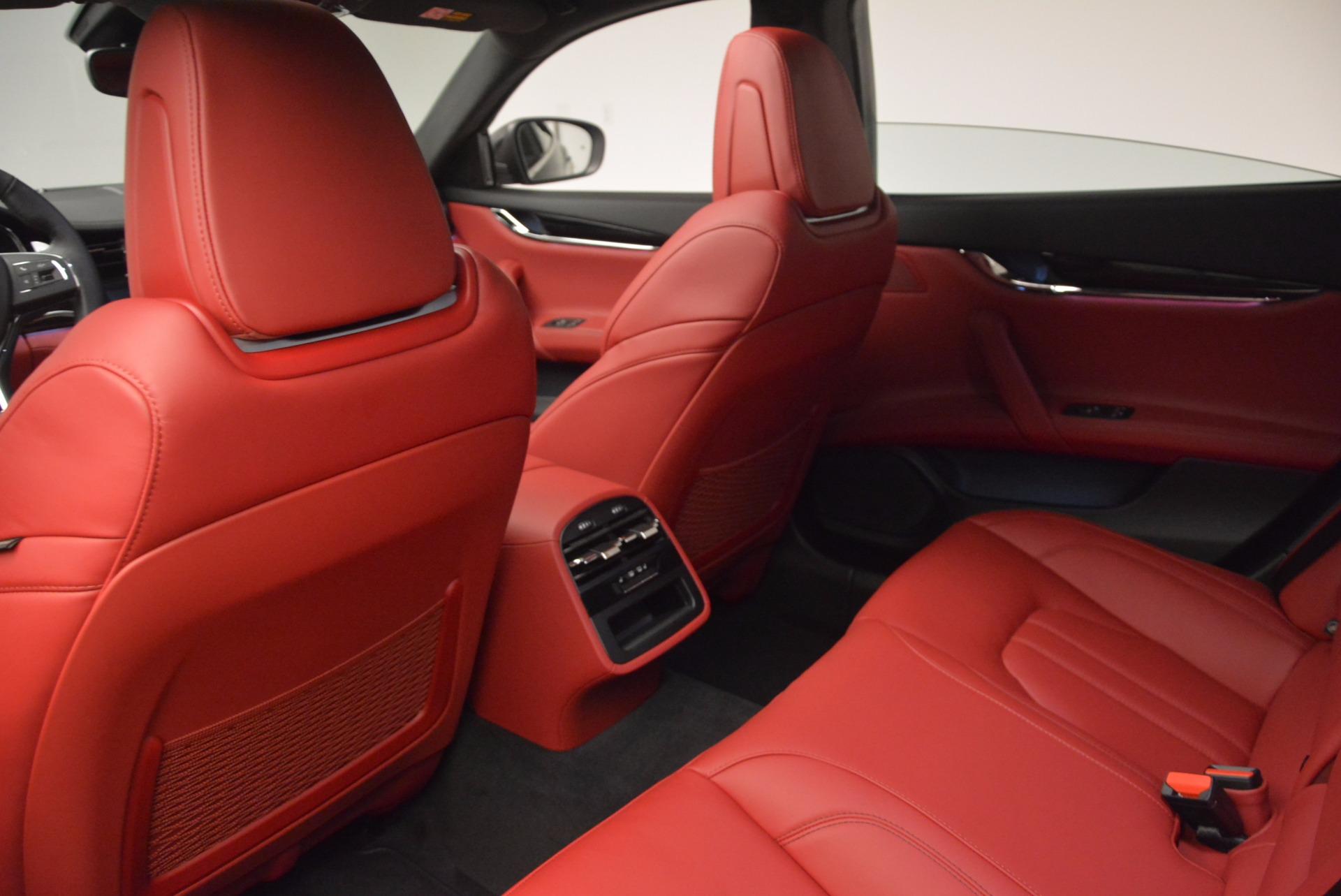 New 2017 Maserati Quattroporte S Q4 GranSport For Sale In Westport, CT 685_p18