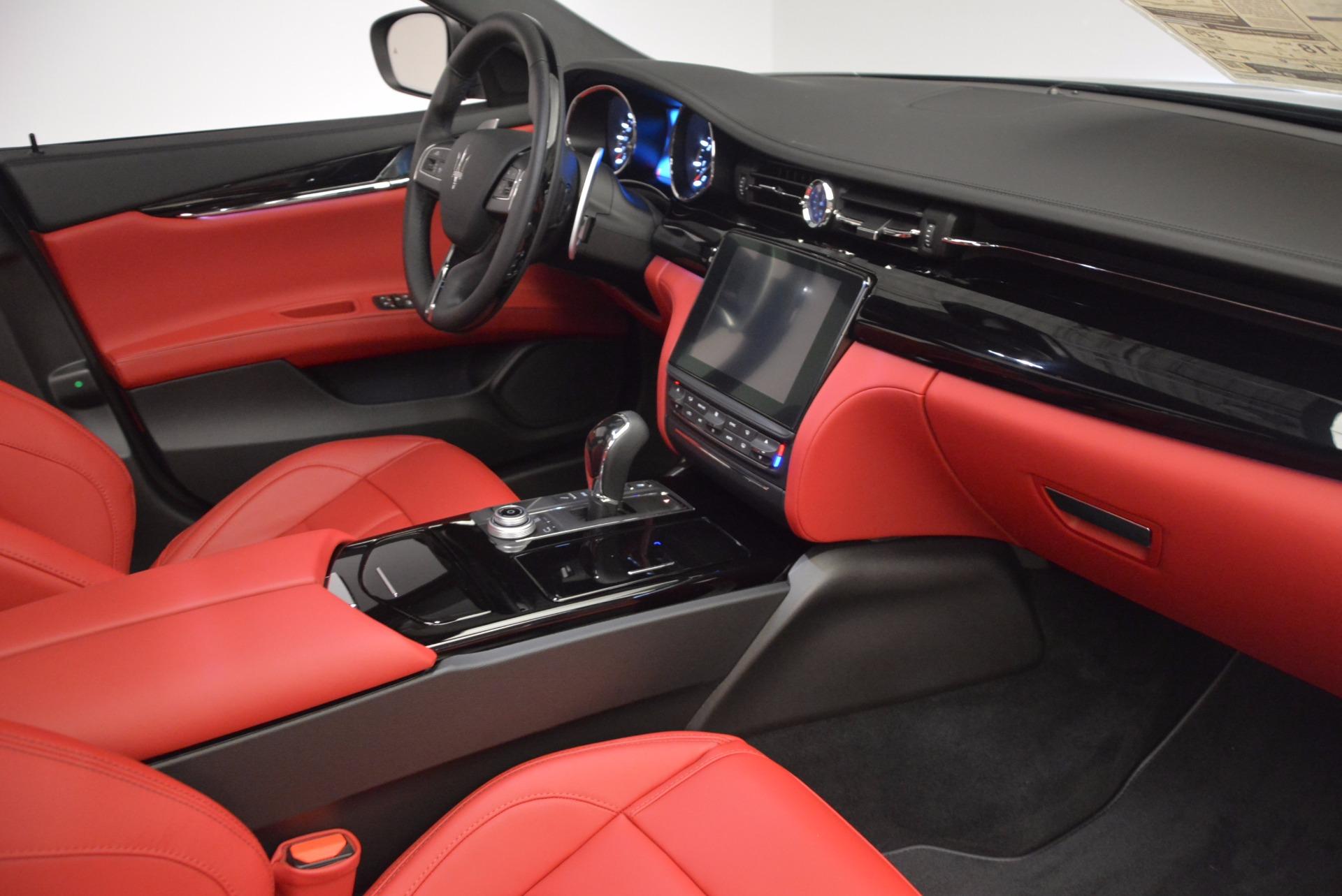 New 2017 Maserati Quattroporte S Q4 GranSport For Sale In Westport, CT 685_p19