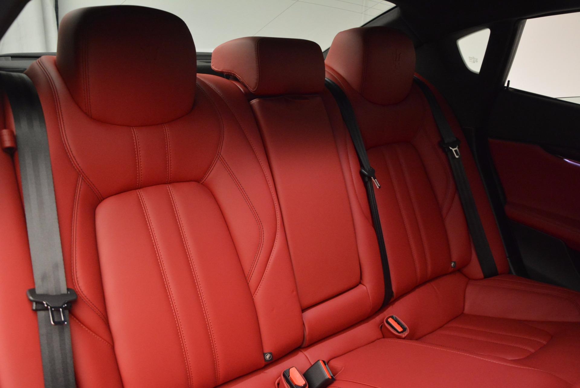 New 2017 Maserati Quattroporte S Q4 GranSport For Sale In Westport, CT 685_p22