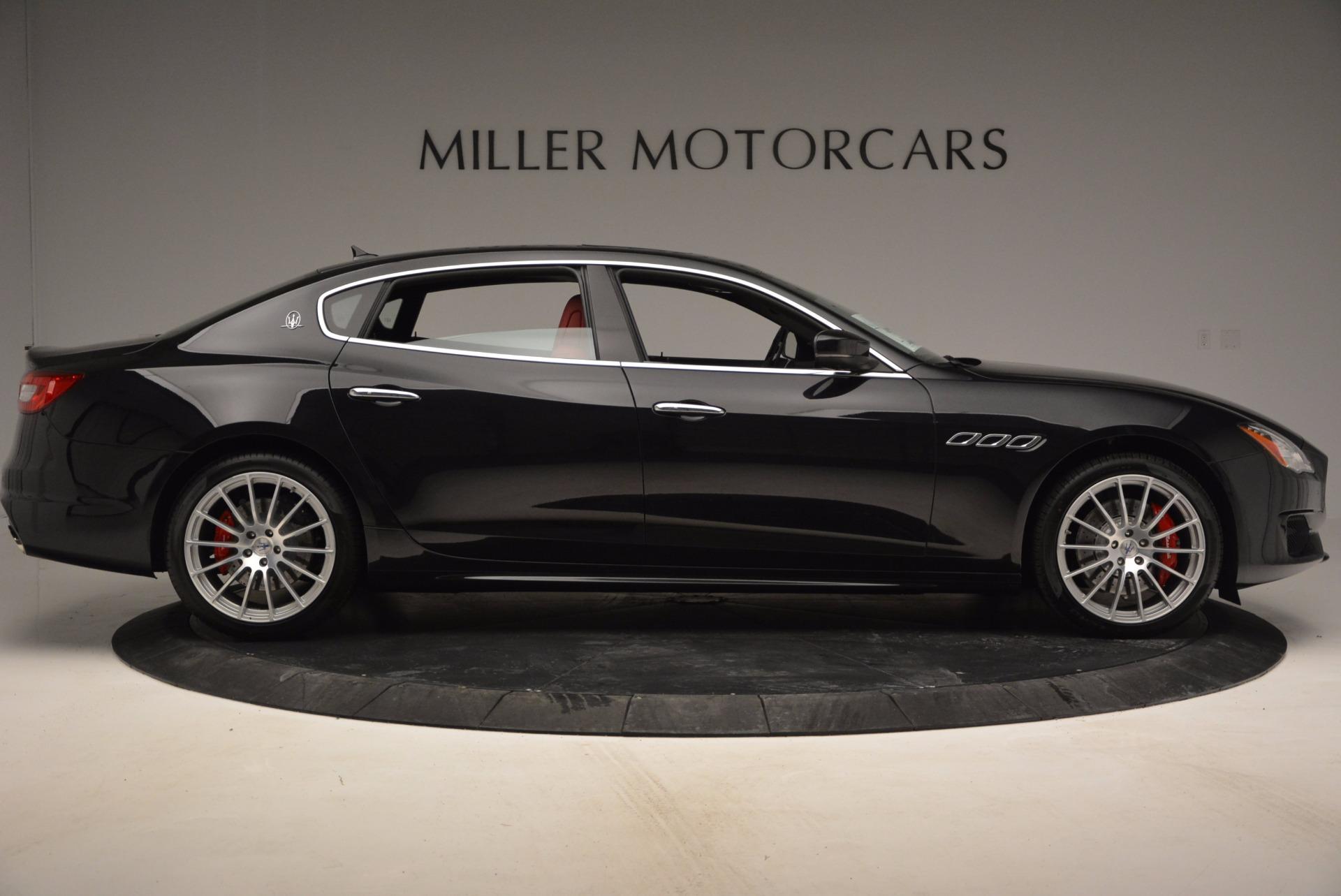 New 2017 Maserati Quattroporte S Q4 GranSport For Sale In Westport, CT 685_p9