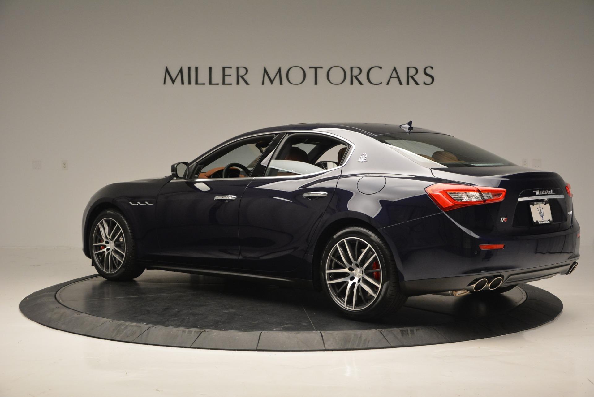 New 2017 Maserati Ghibli S Q4 For Sale In Westport, CT 686_p4