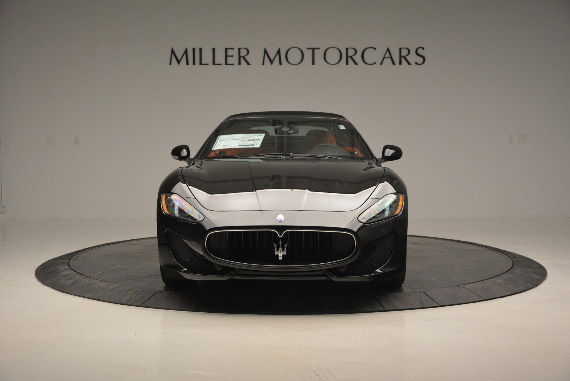 New 2017 Maserati GranTurismo Cab Sport For Sale In Westport, CT 687_p19