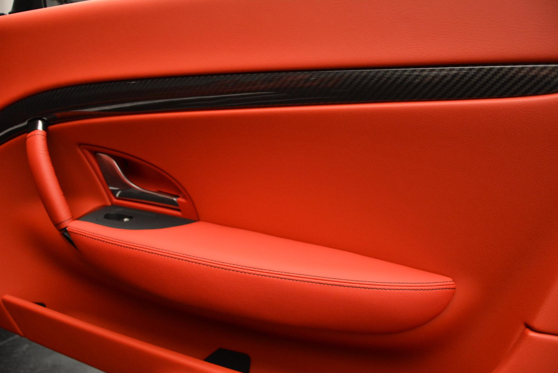 New 2017 Maserati GranTurismo Cab Sport For Sale In Westport, CT 687_p31