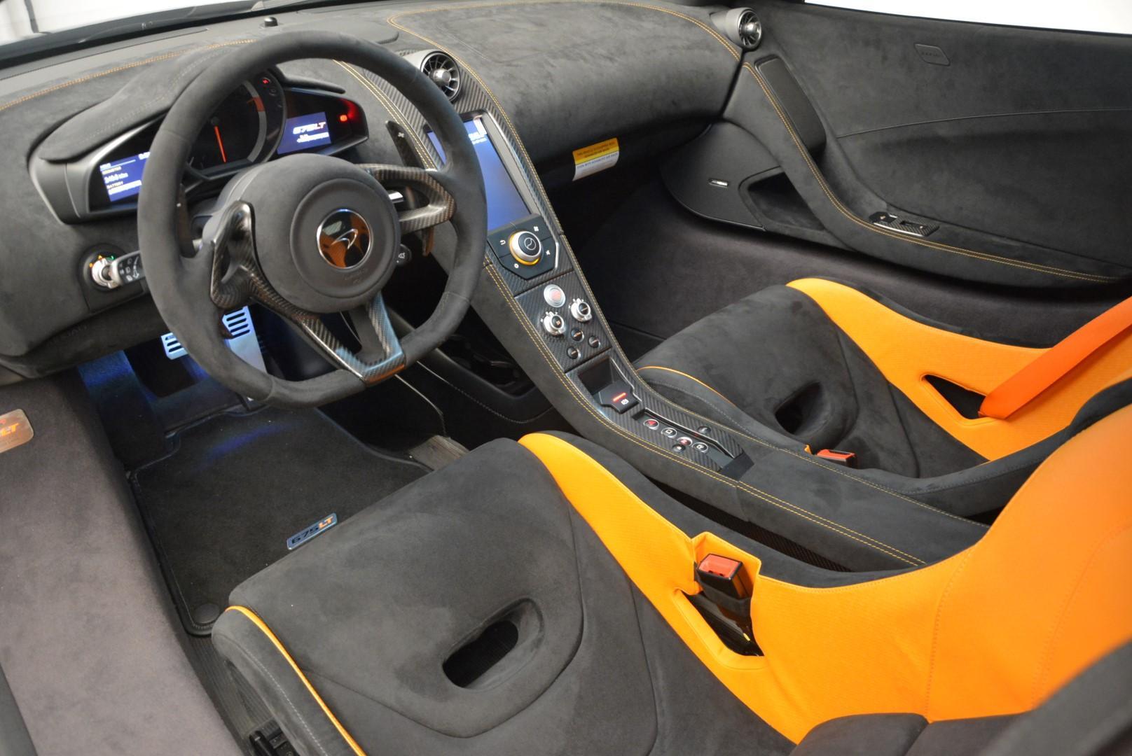 Used 2016 McLaren 675LT  For Sale In Westport, CT 69_p15