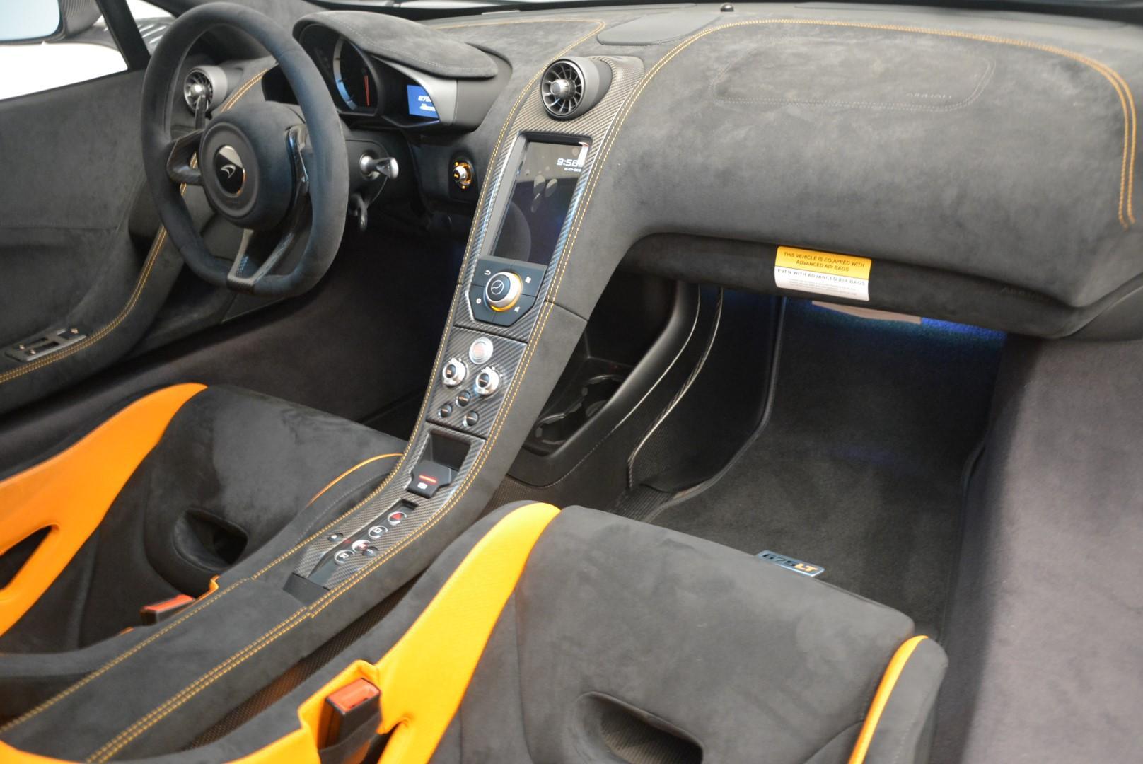 Used 2016 McLaren 675LT  For Sale In Westport, CT 69_p18