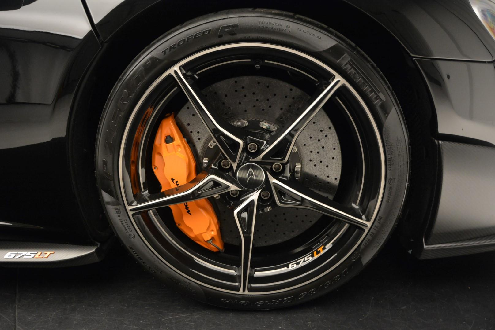 Used 2016 McLaren 675LT  For Sale In Westport, CT 69_p22