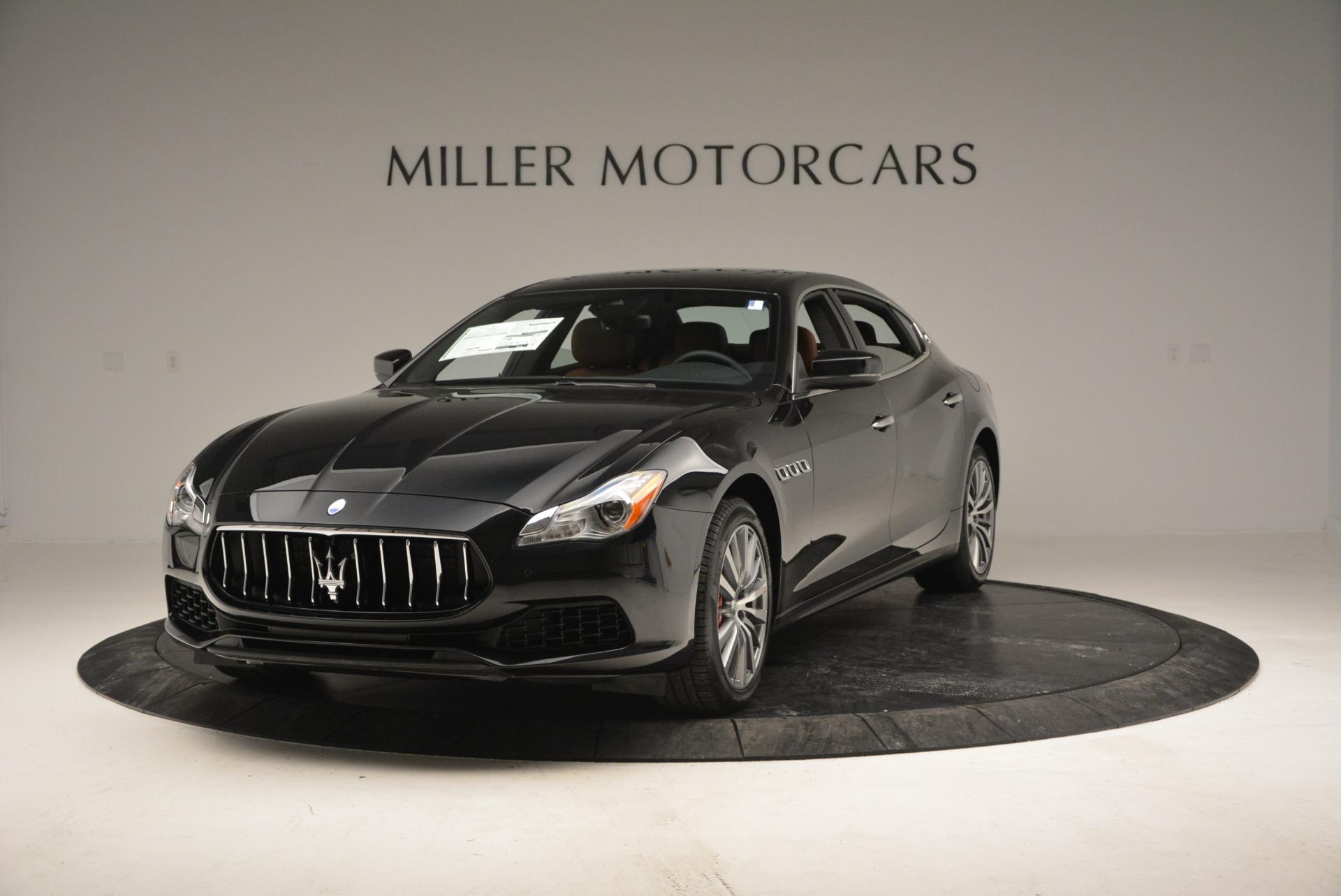New 2017 Maserati Quattroporte S Q4 For Sale In Westport, CT 690_main