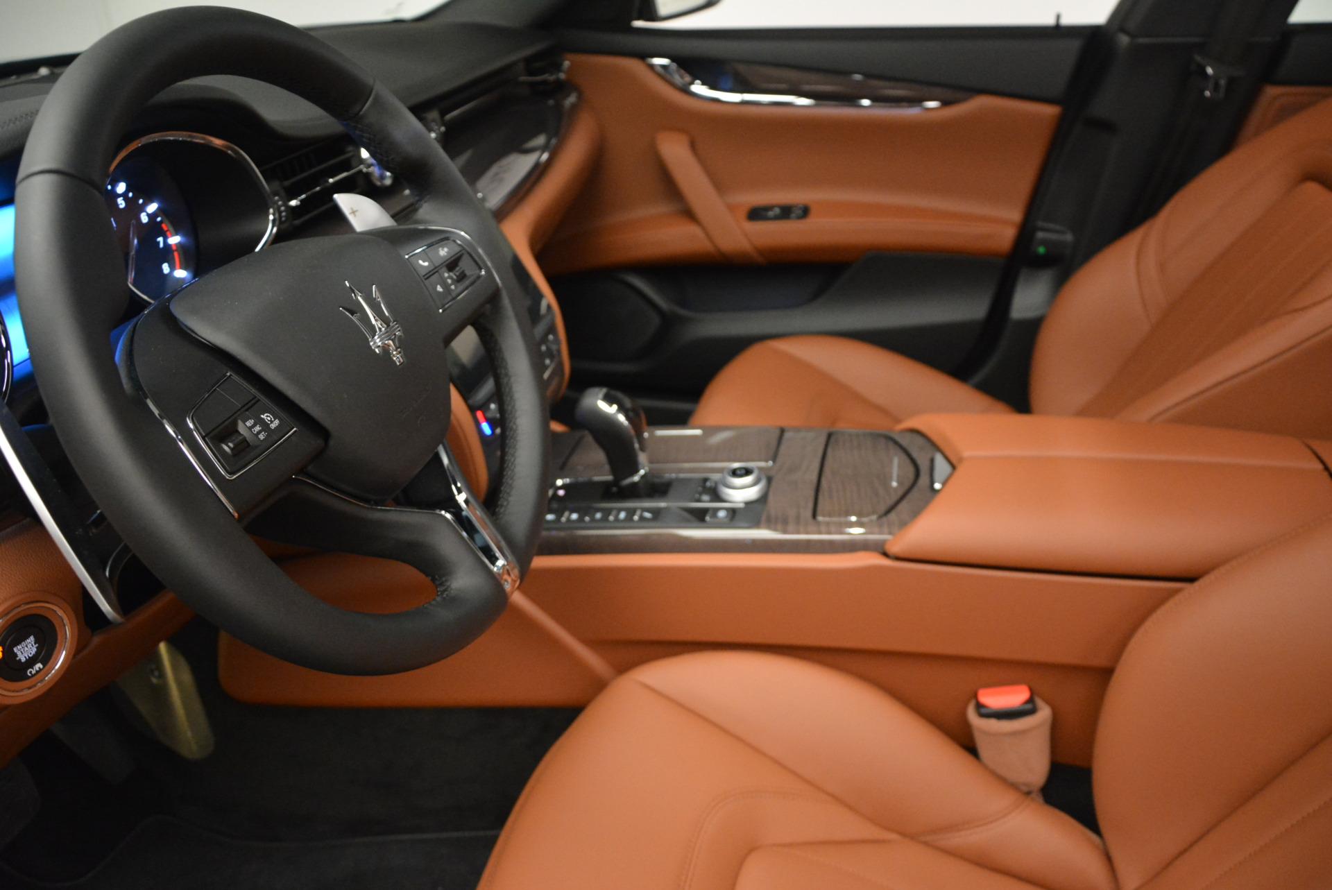 New 2017 Maserati Quattroporte S Q4 For Sale In Westport, CT 690_p14