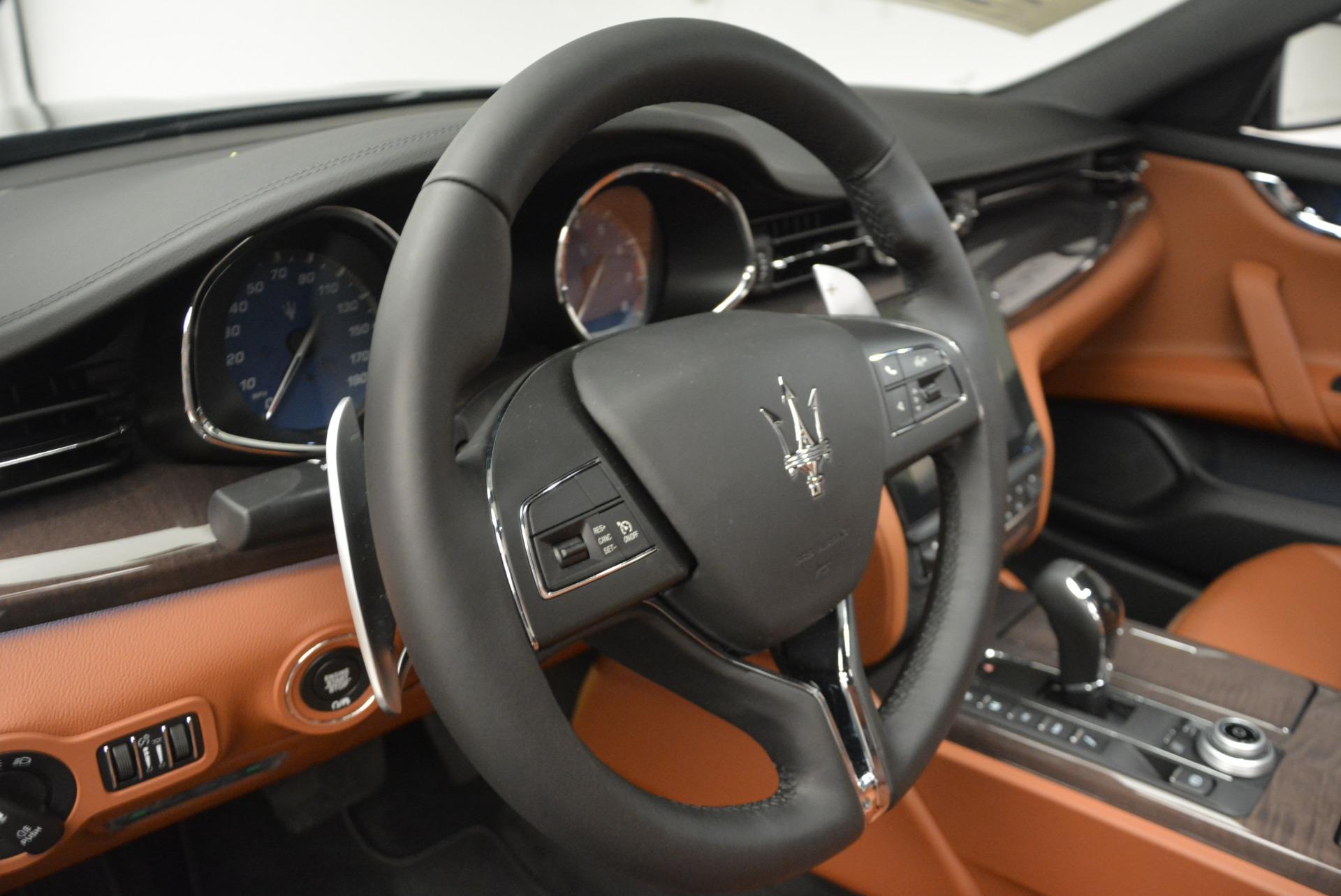 New 2017 Maserati Quattroporte S Q4 For Sale In Westport, CT 690_p16