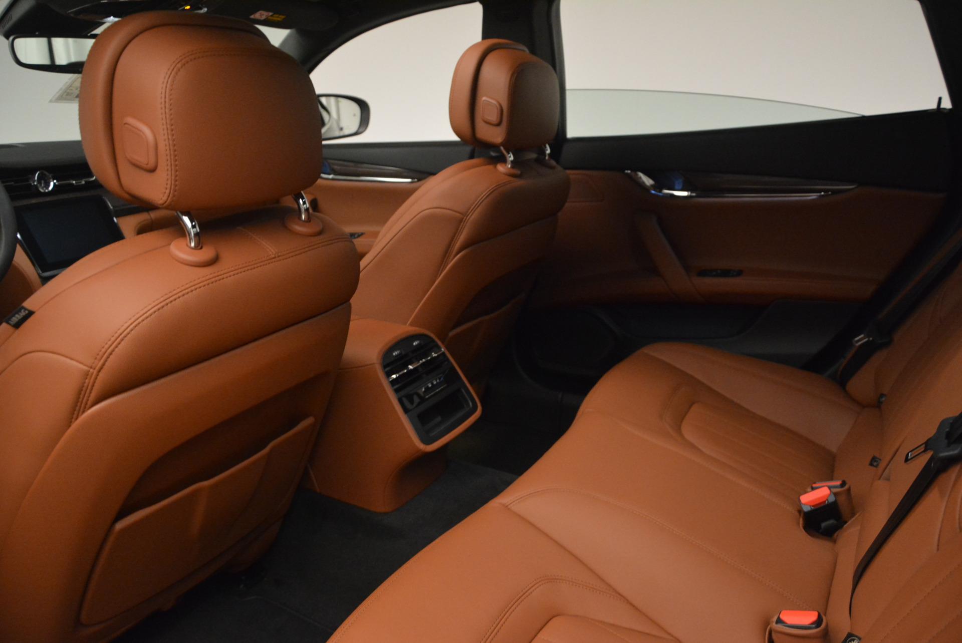 New 2017 Maserati Quattroporte S Q4 For Sale In Westport, CT 690_p19