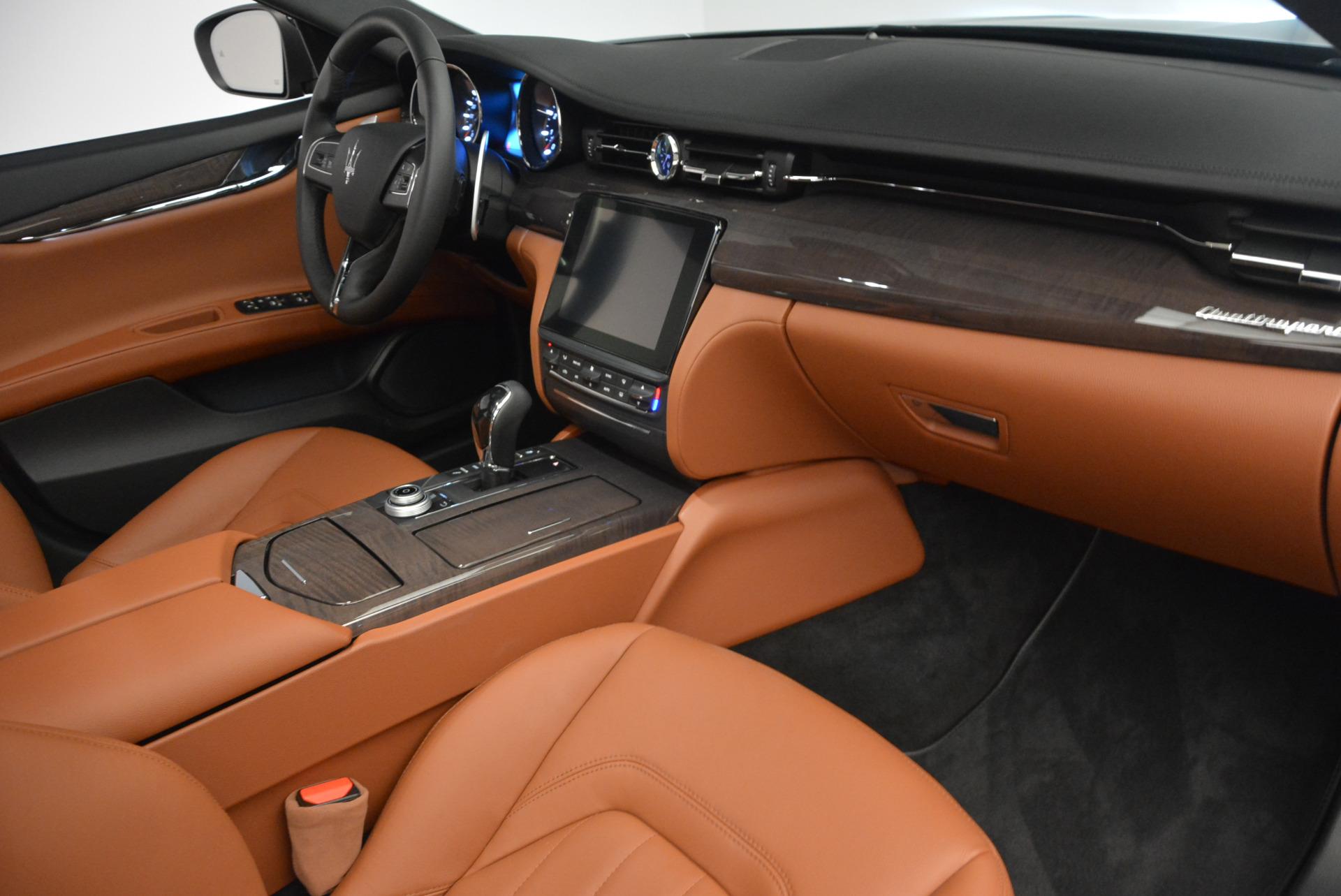 New 2017 Maserati Quattroporte S Q4 For Sale In Westport, CT 690_p20