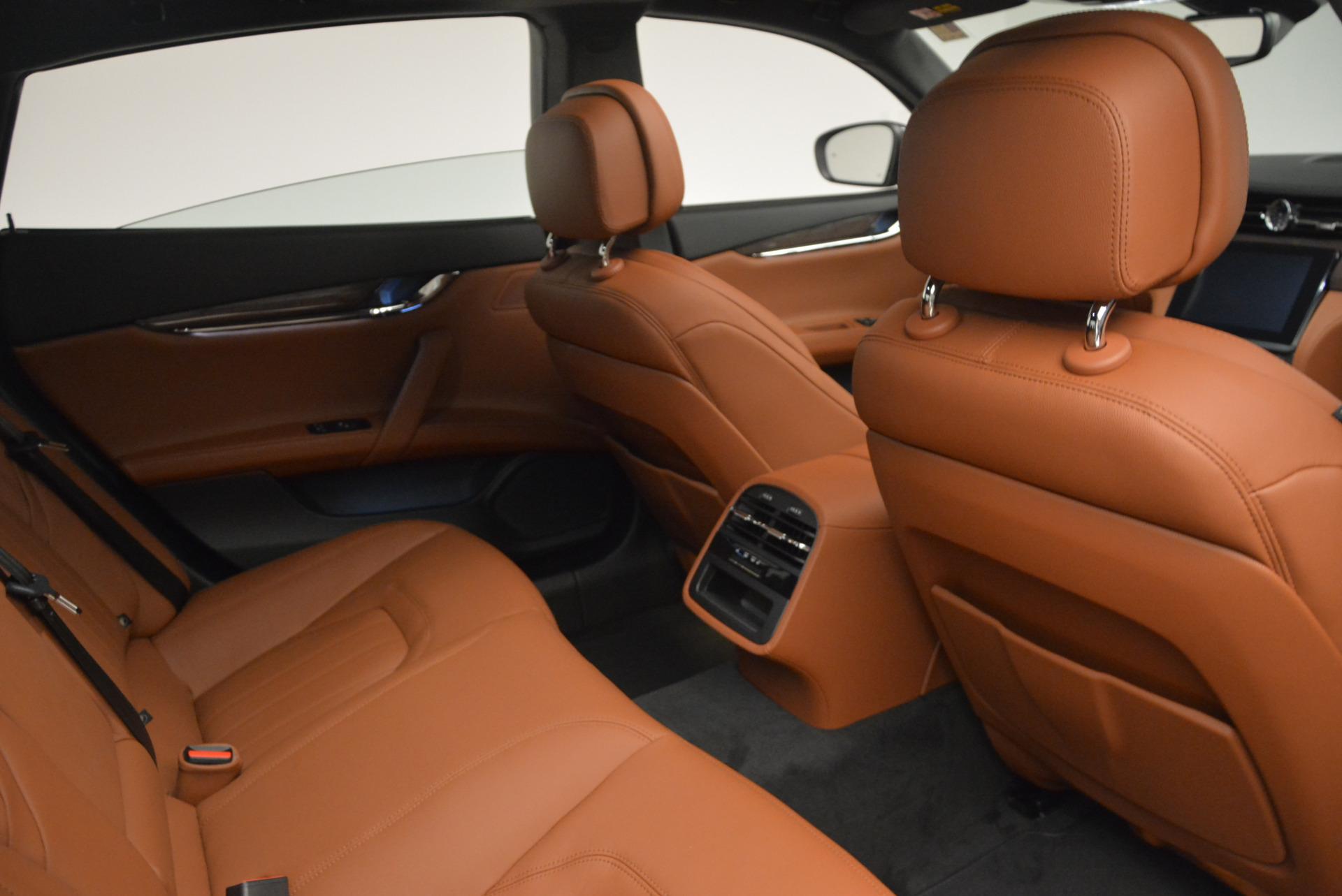 New 2017 Maserati Quattroporte S Q4 For Sale In Westport, CT 690_p28