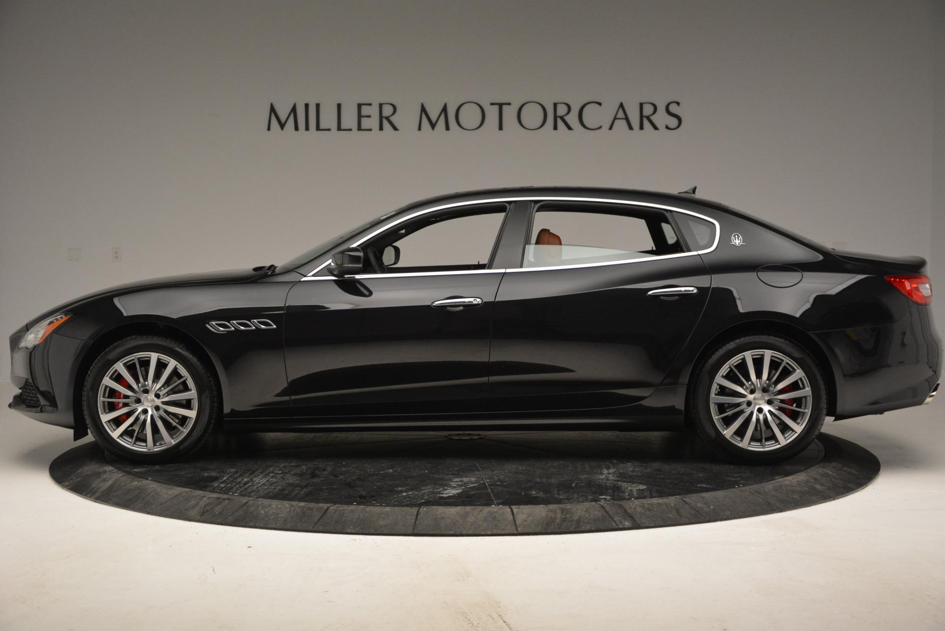 New 2017 Maserati Quattroporte S Q4 For Sale In Westport, CT 690_p3